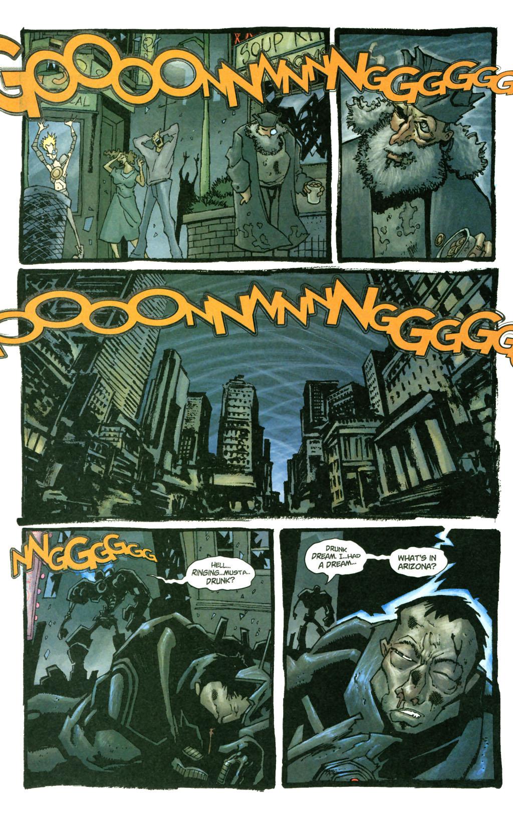 Read online Enginehead comic -  Issue #4 - 19