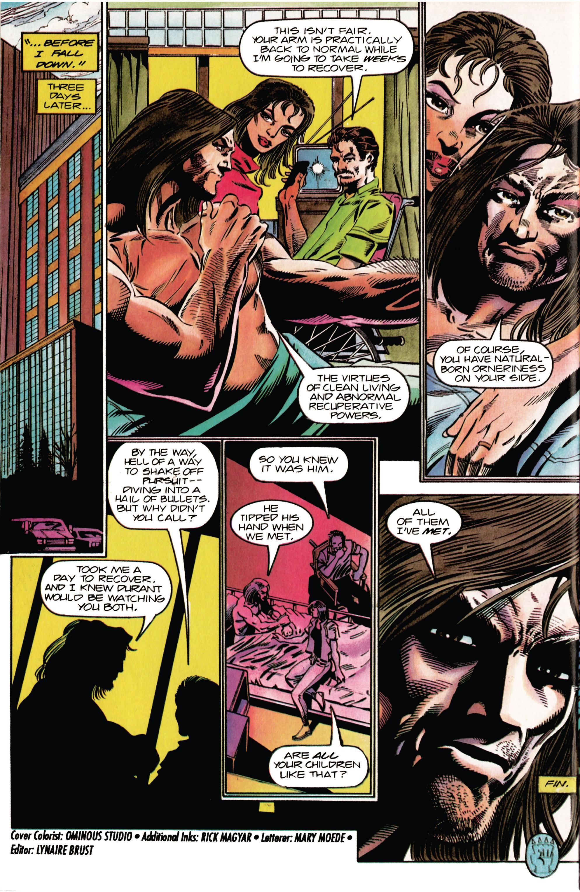 Read online Eternal Warrior (1992) comic -  Issue #35 - 22