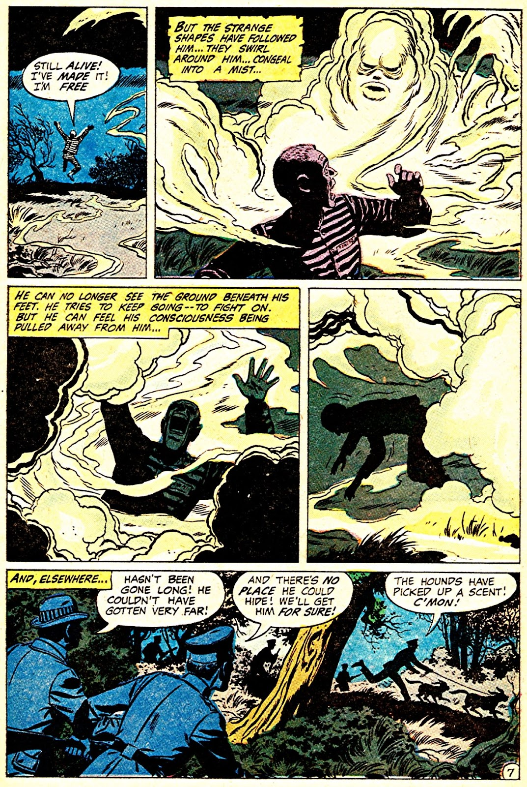 The Witching Hour (1969) issue 7 - Page 10