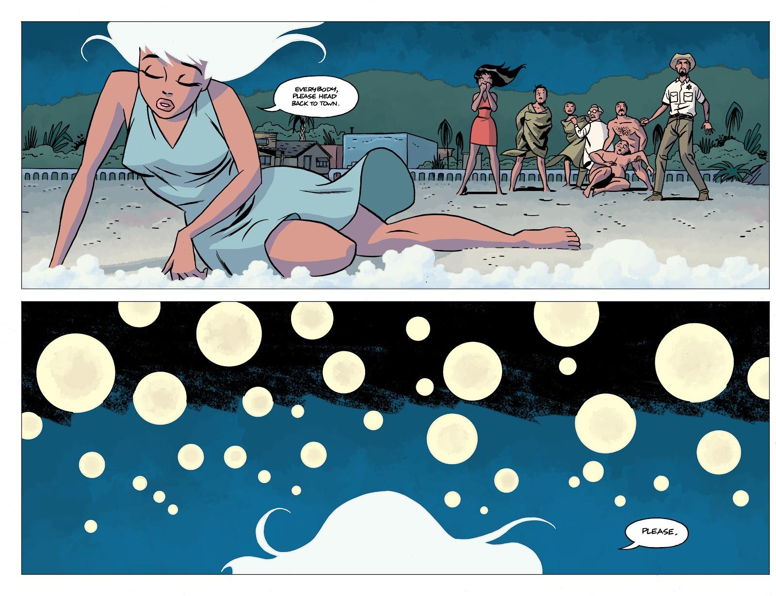 Read online The Twilight Children comic -  Issue #4 - 17