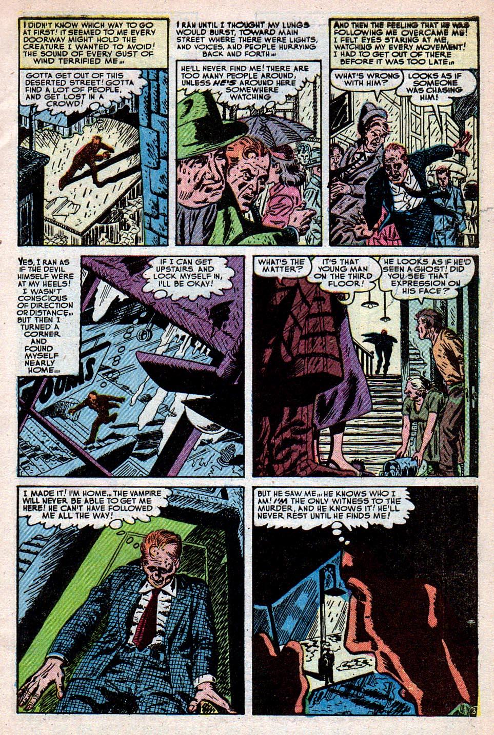 Read online Adventures into Weird Worlds comic -  Issue #30 - 4