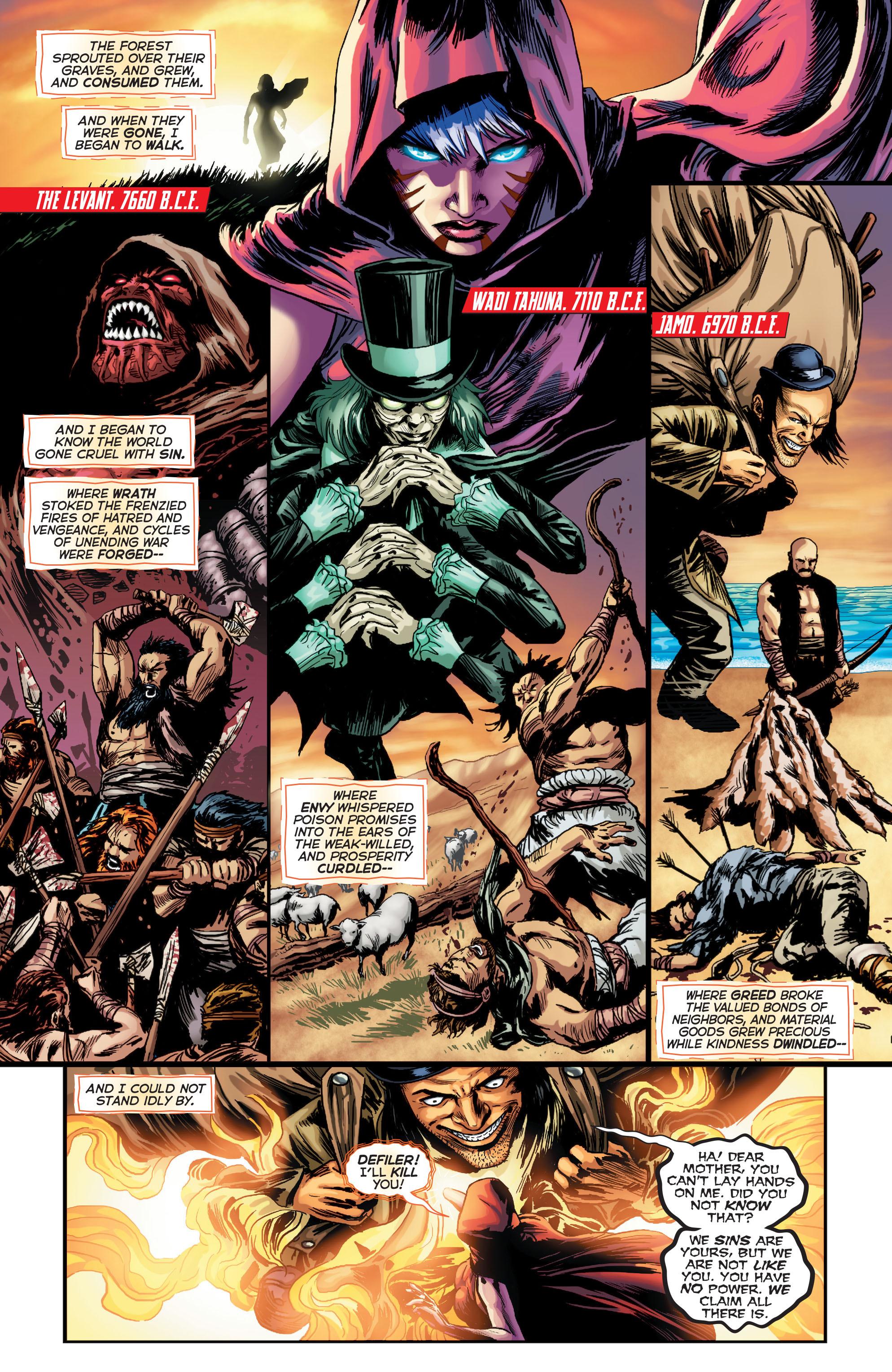 Read online Trinity of Sin: Pandora comic -  Issue #1 - 8
