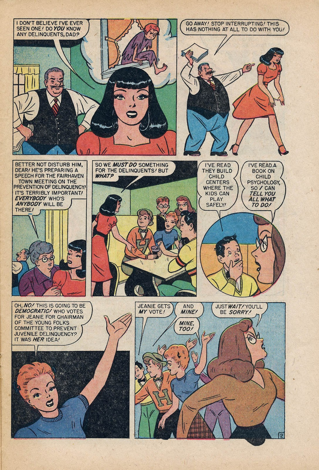 Nellie The Nurse (1945) issue 27 - Page 21