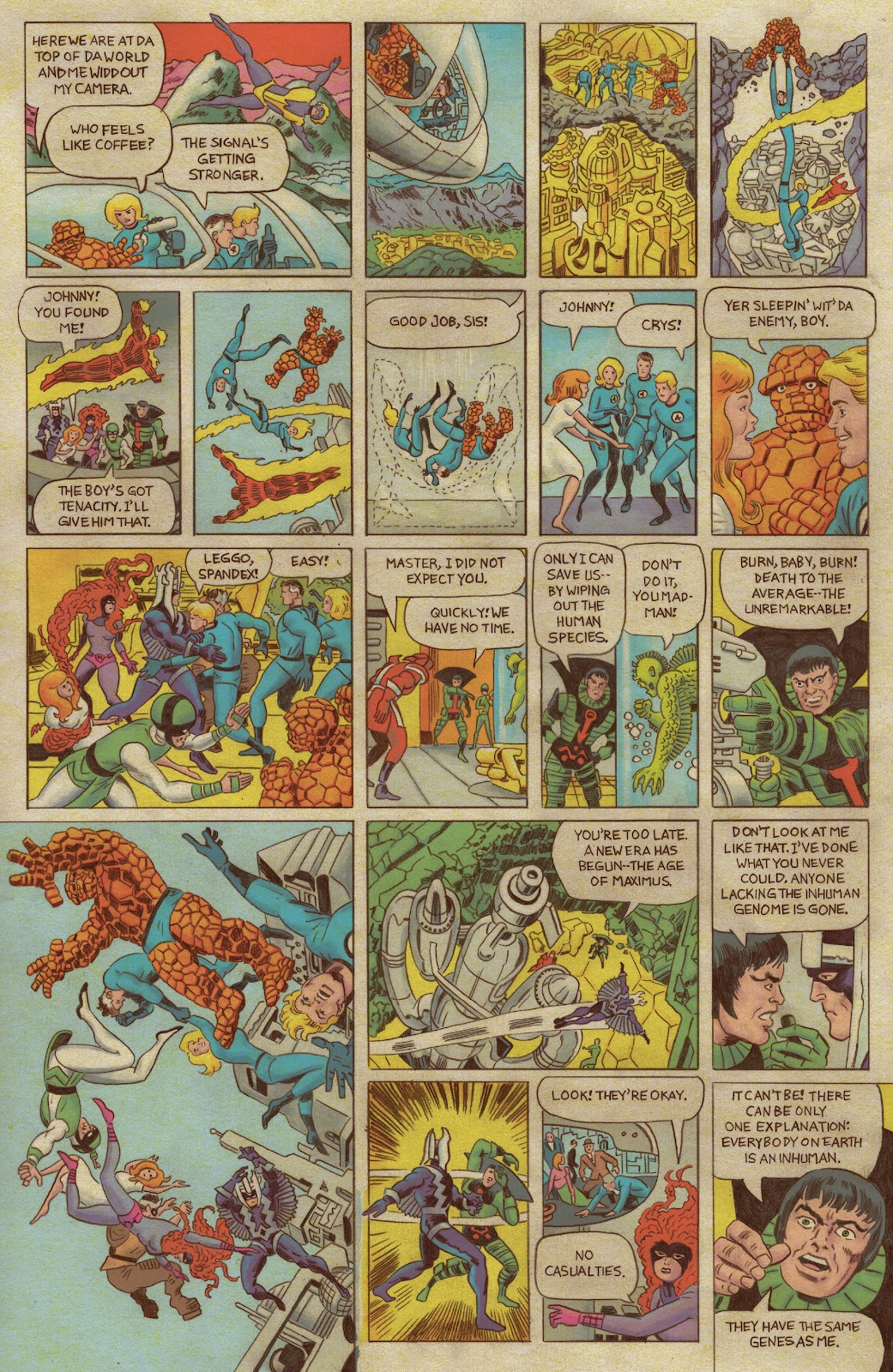 Read online Fantastic Four: Grand Design comic -  Issue #1 - 41