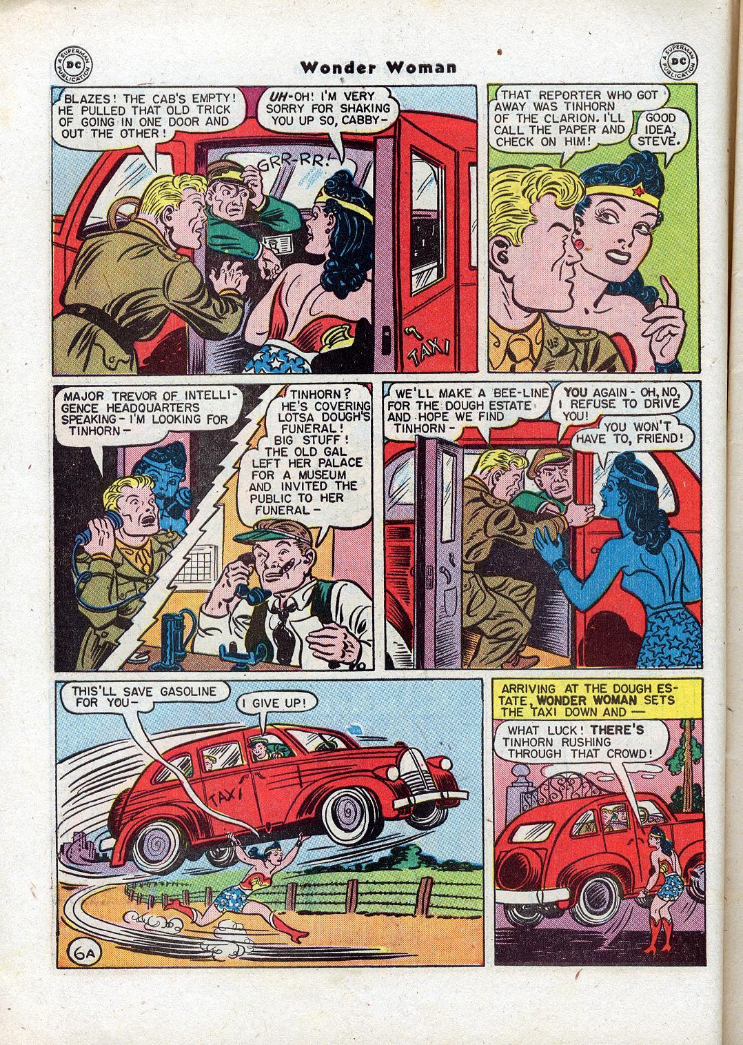 Read online Wonder Woman (1942) comic -  Issue #18 - 8