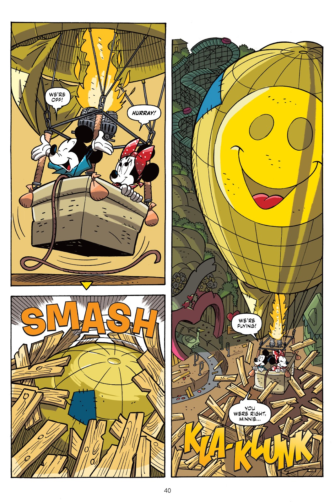 read online mickey mouse the quest for the missing