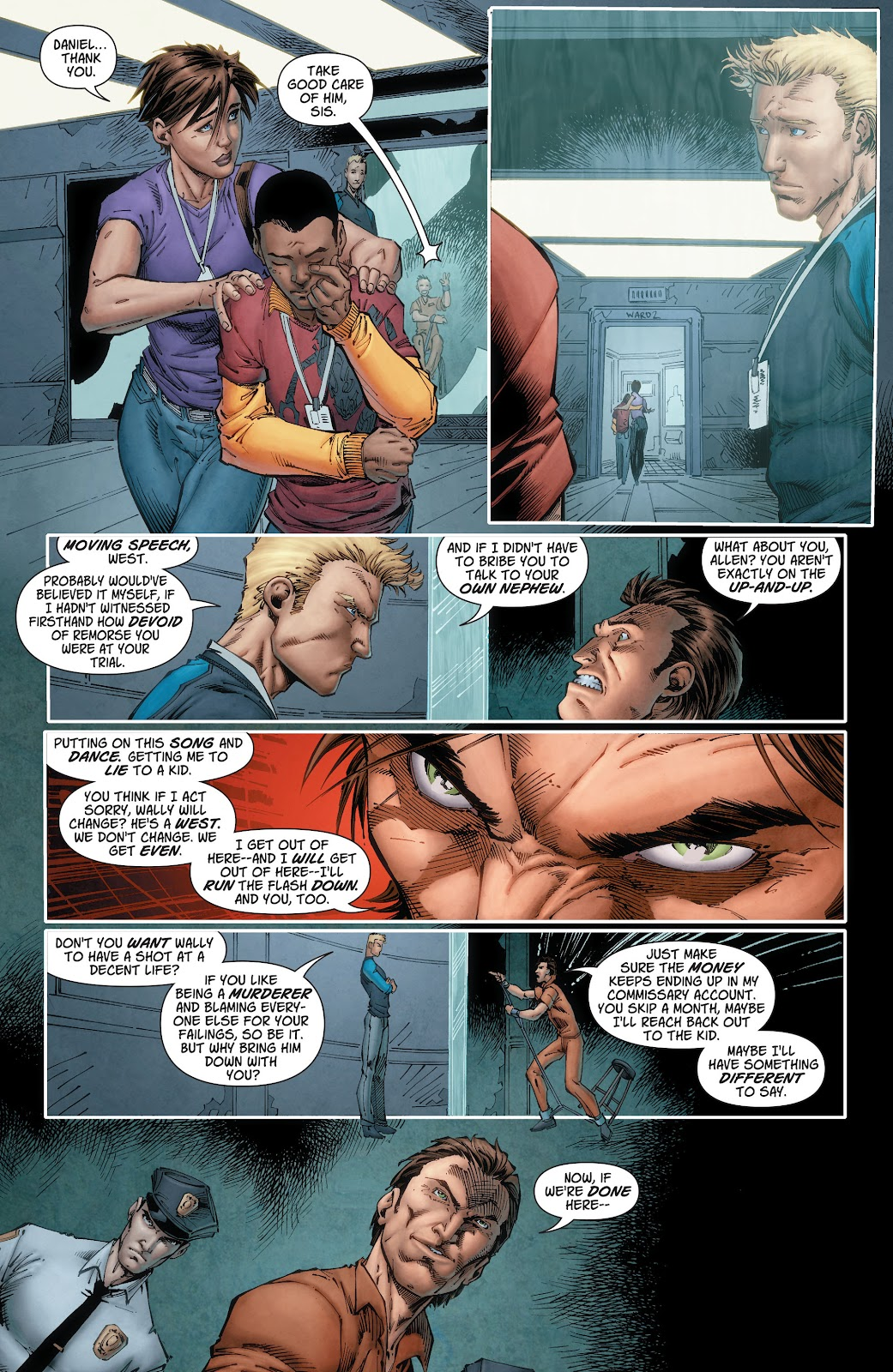 Read online The Flash (2011) comic -  Issue # _TPB 6 (Part 2) - 34