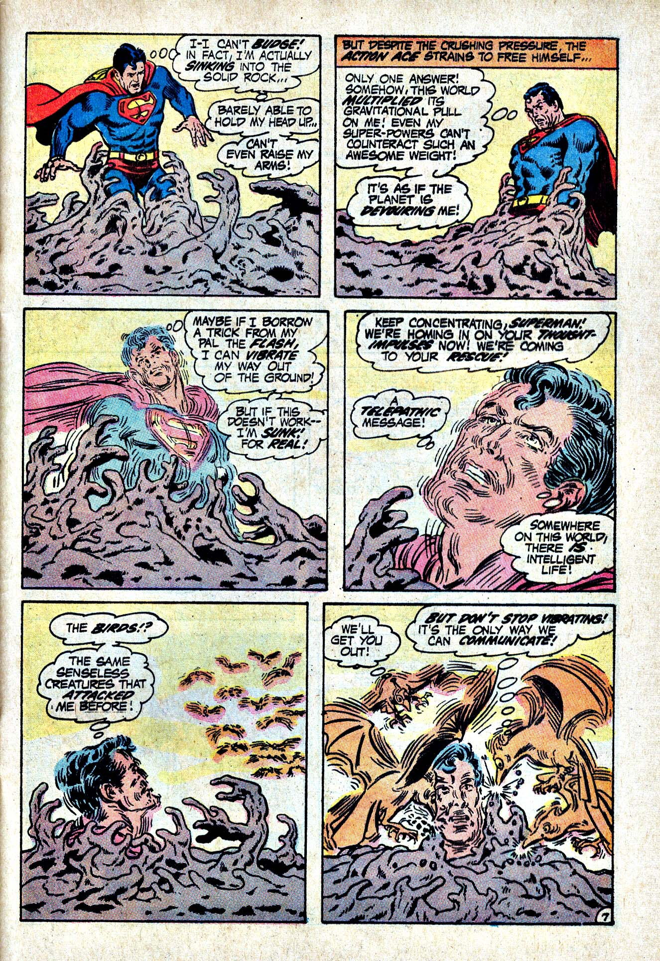 Read online Action Comics (1938) comic -  Issue #407 - 48