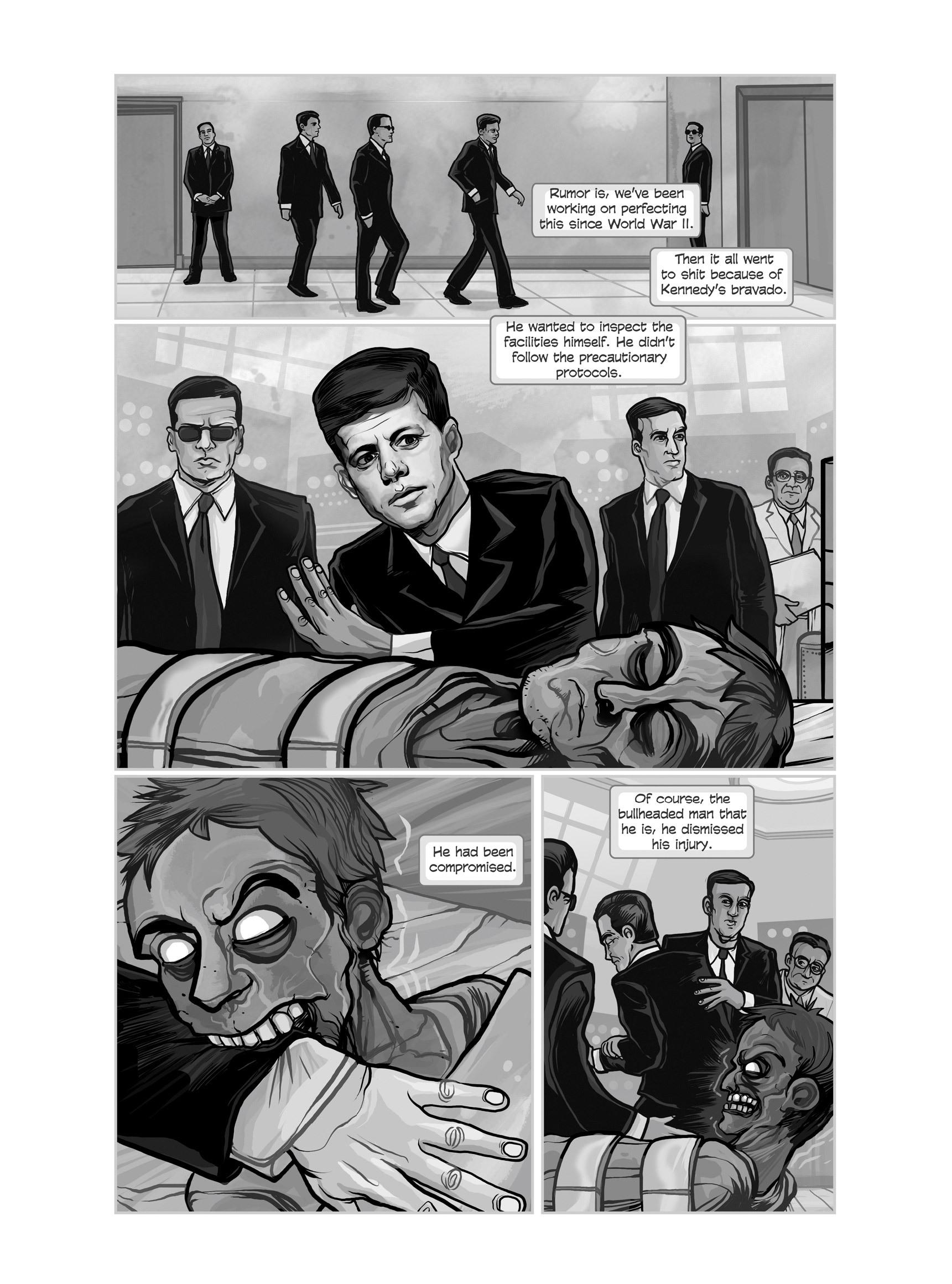 Read online FUBAR comic -  Issue #3 - 317