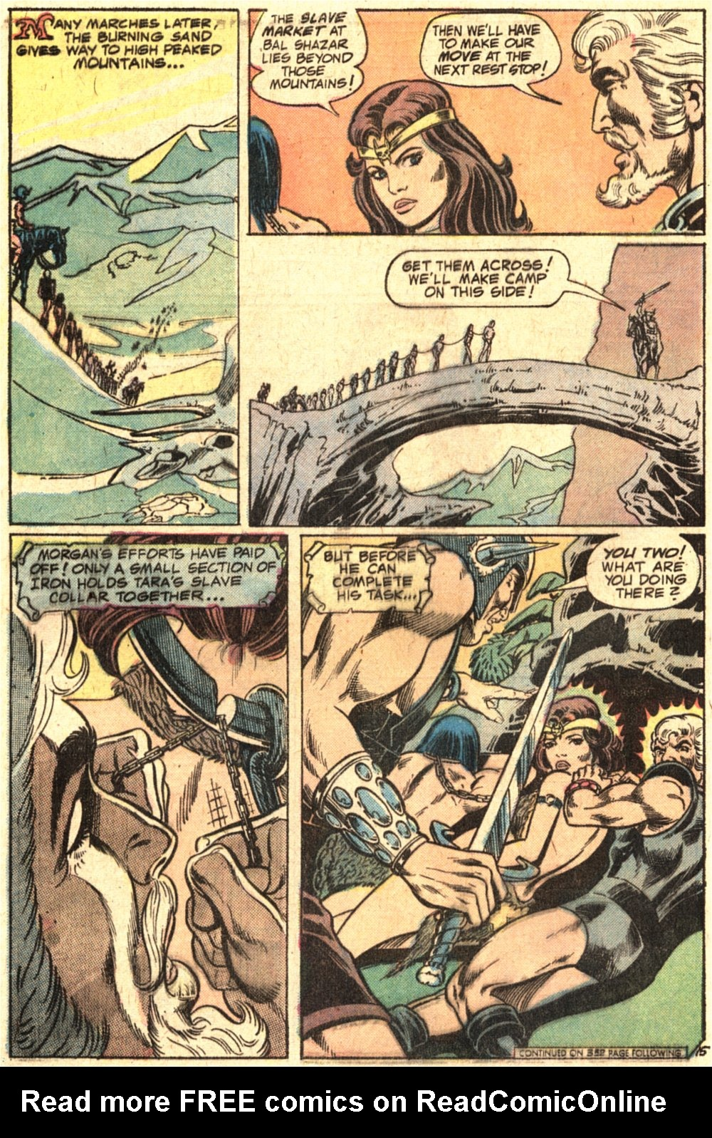 Warlord (1976) issue 1 - Page 16