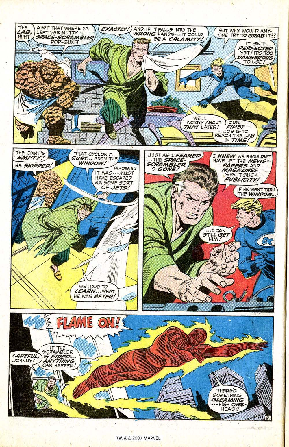 Read online Silver Surfer (1968) comic -  Issue #5 - 4