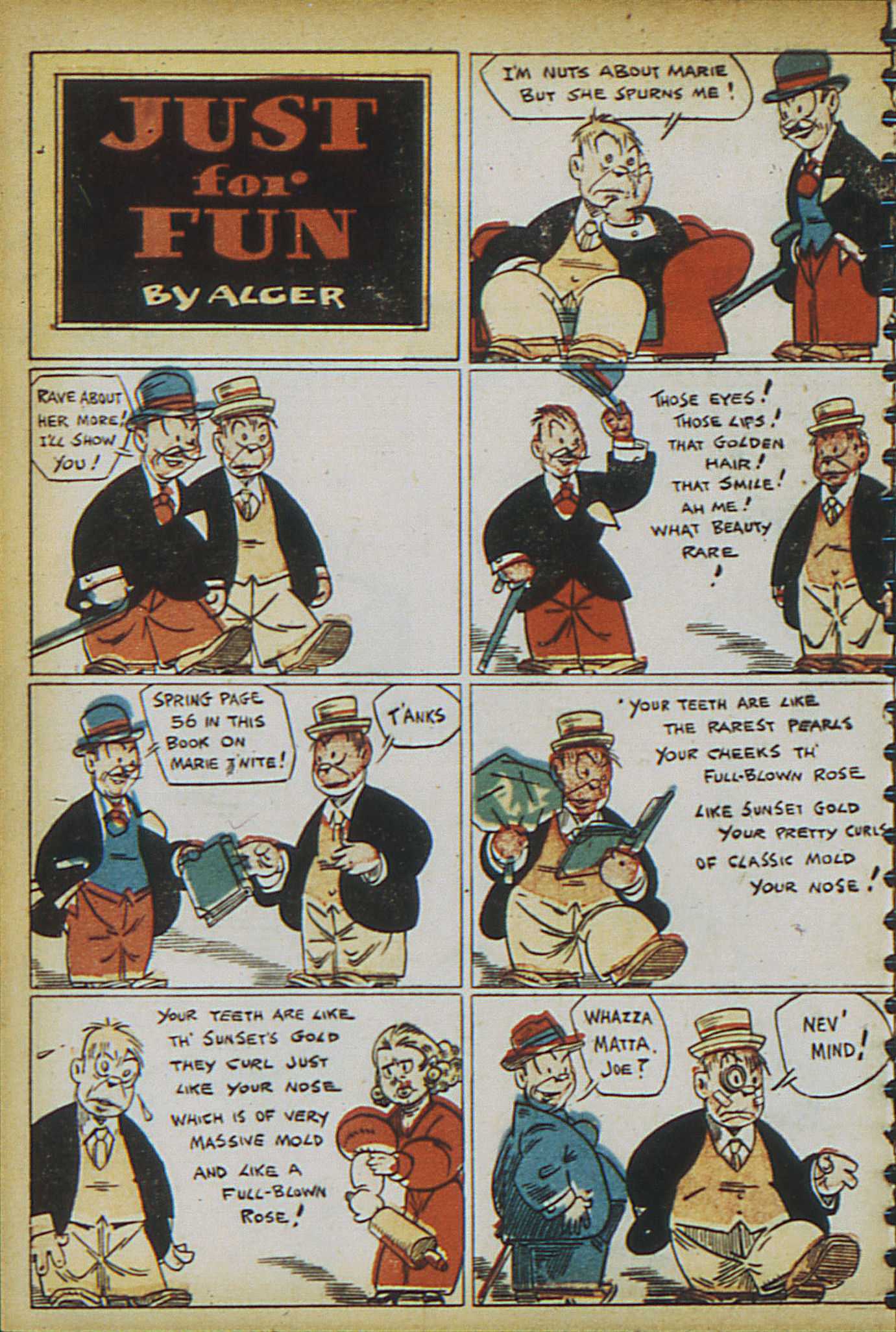 Read online Adventure Comics (1938) comic -  Issue #15 - 8