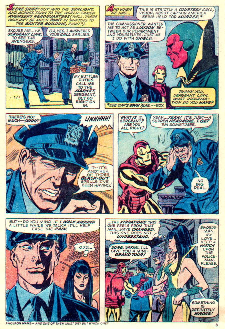The Avengers (1963) 120 Page 4