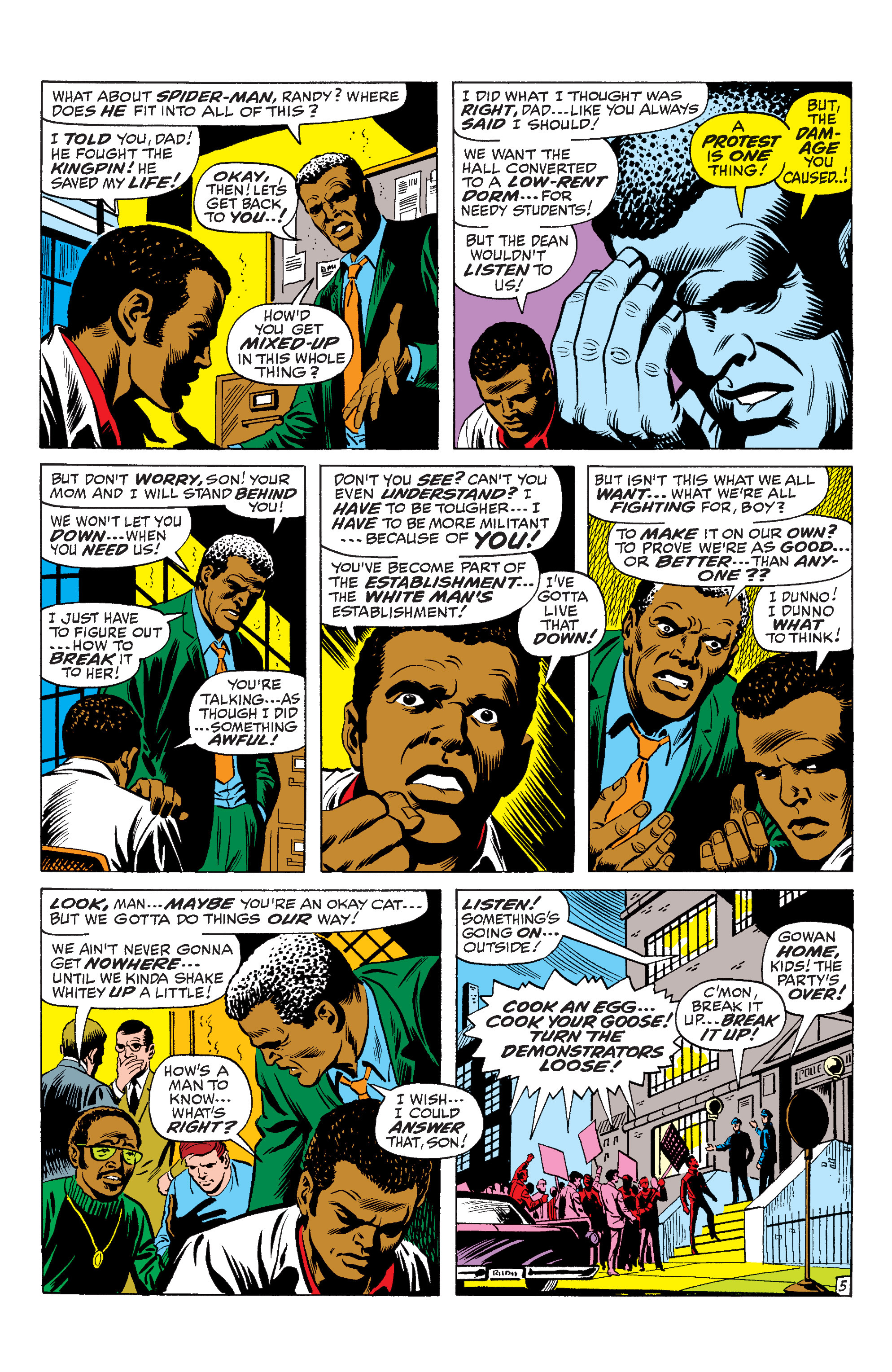 The Amazing Spider-Man (1963) 69 Page 5