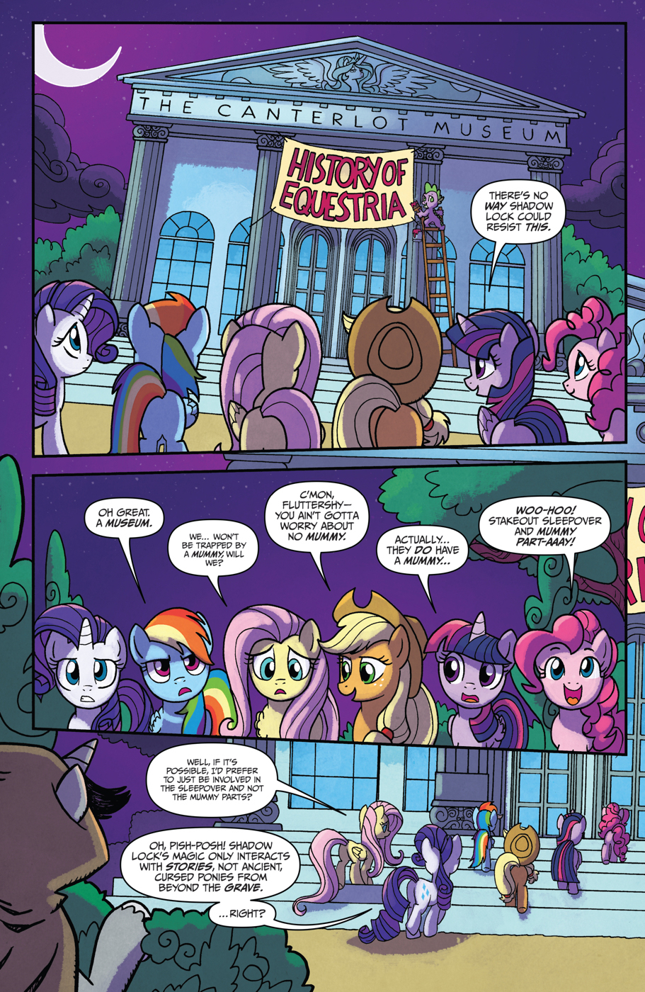 Read online My Little Pony: Friendship is Magic comic -  Issue #52 - 17