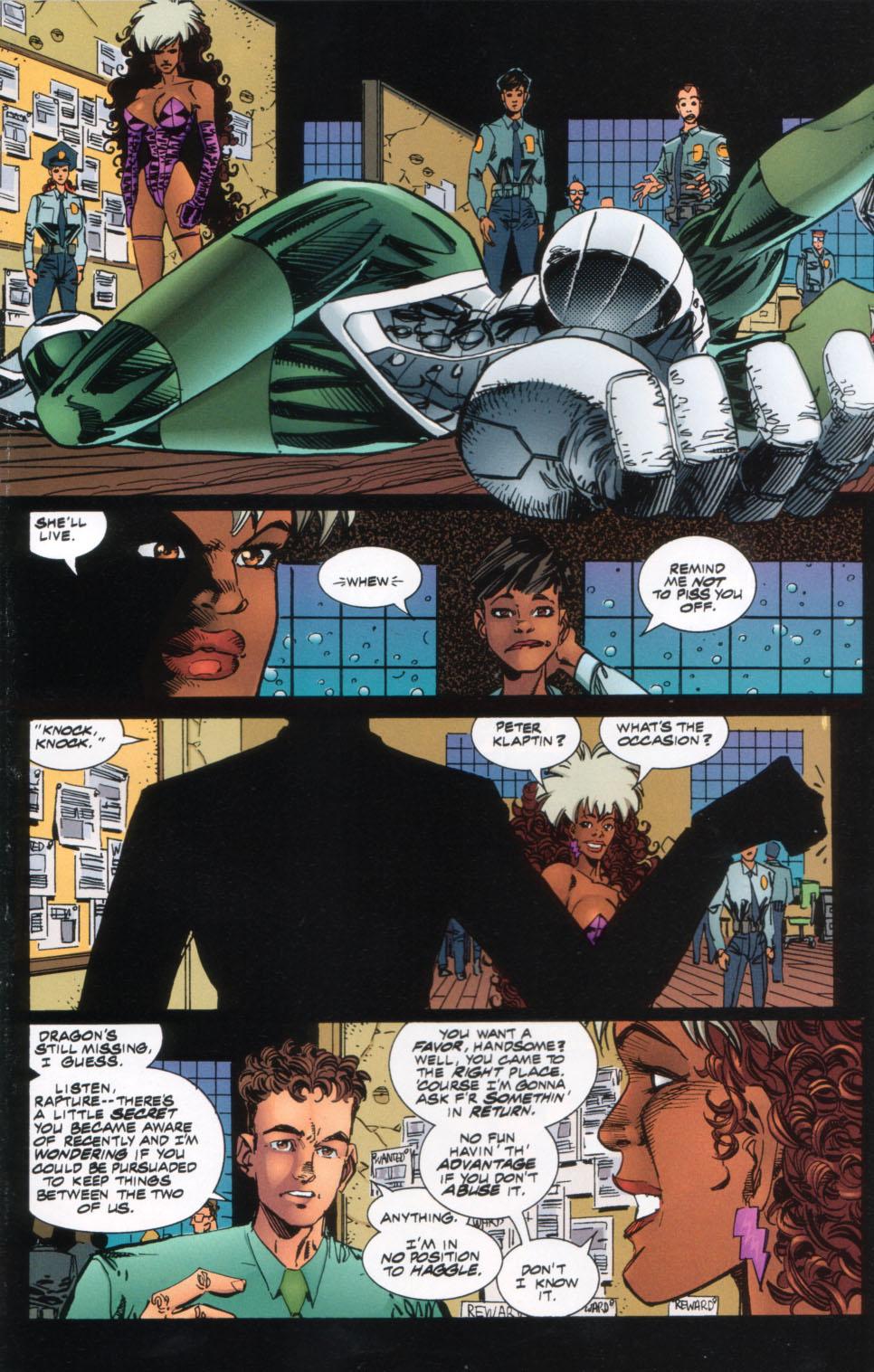 The Savage Dragon (1993) Issue #23 #26 - English 16