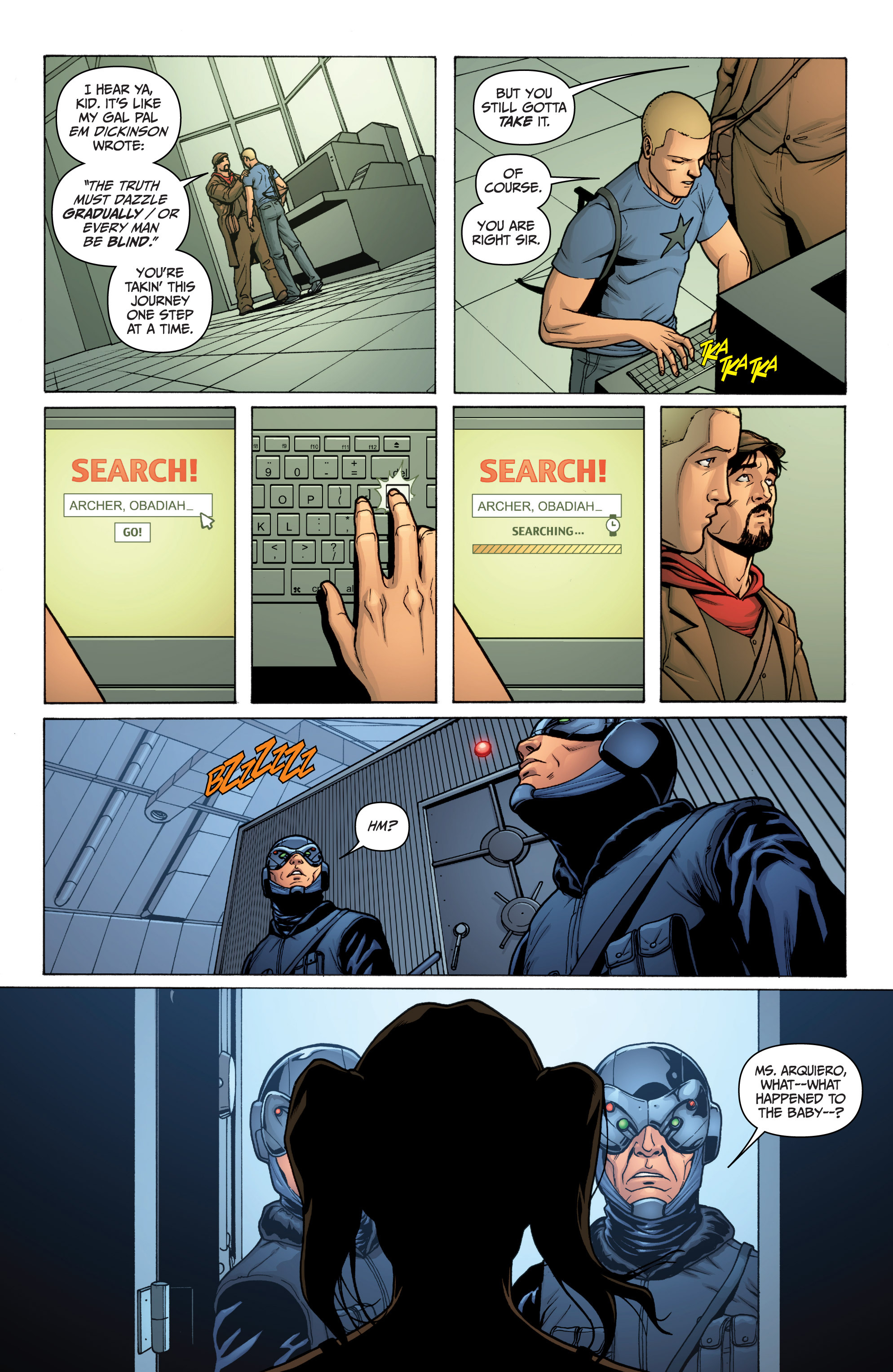 Read online Archer and Armstrong comic -  Issue #Archer and Armstrong _TPB 3 - 37