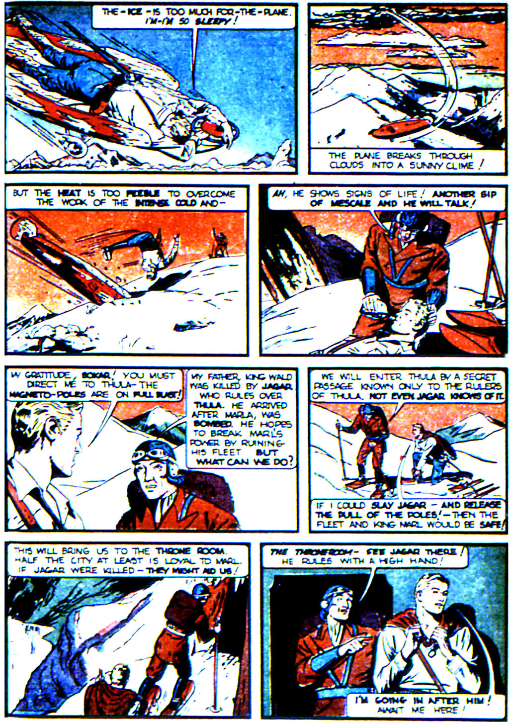 Read online Adventure Comics (1938) comic -  Issue #44 - 63