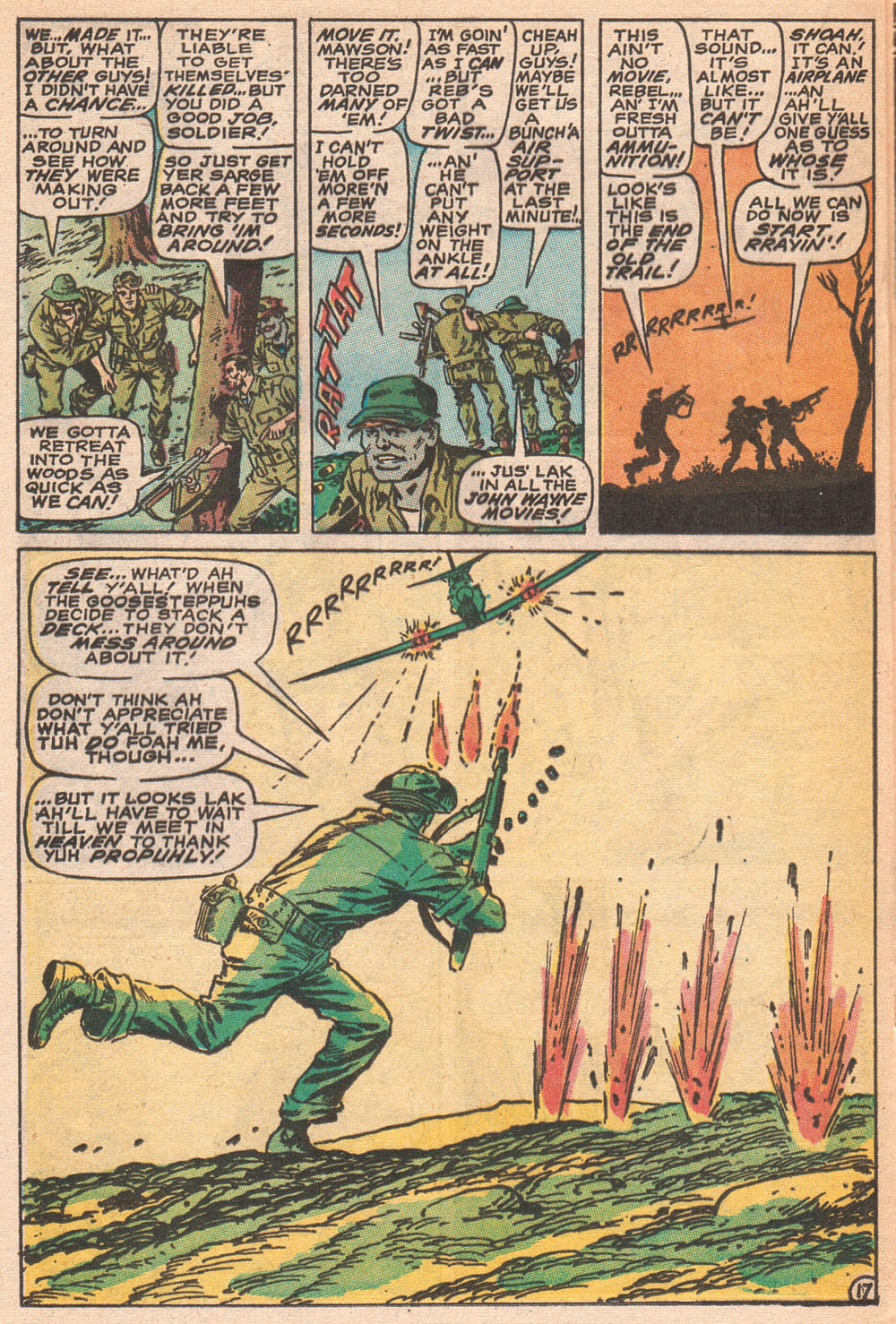 Read online Sgt. Fury comic -  Issue #70 - 24