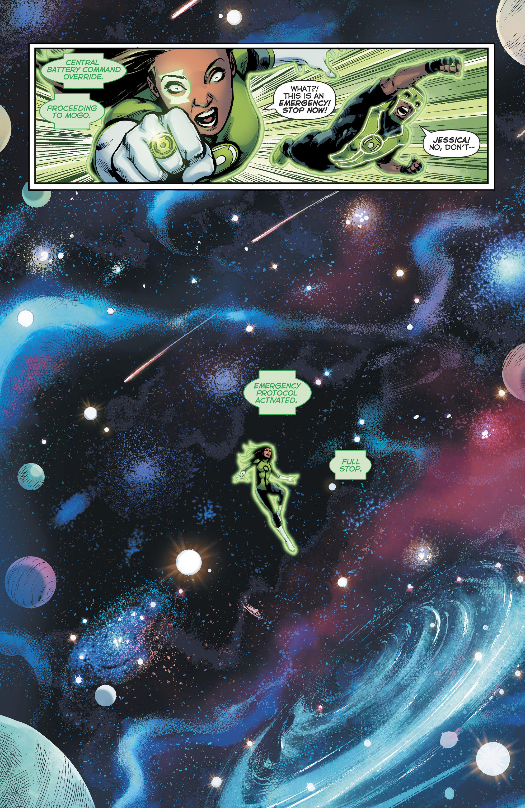 Read online Green Lanterns comic -  Issue #22 - 5