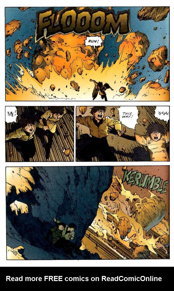 Read online Akira comic -  Issue #11 - 56