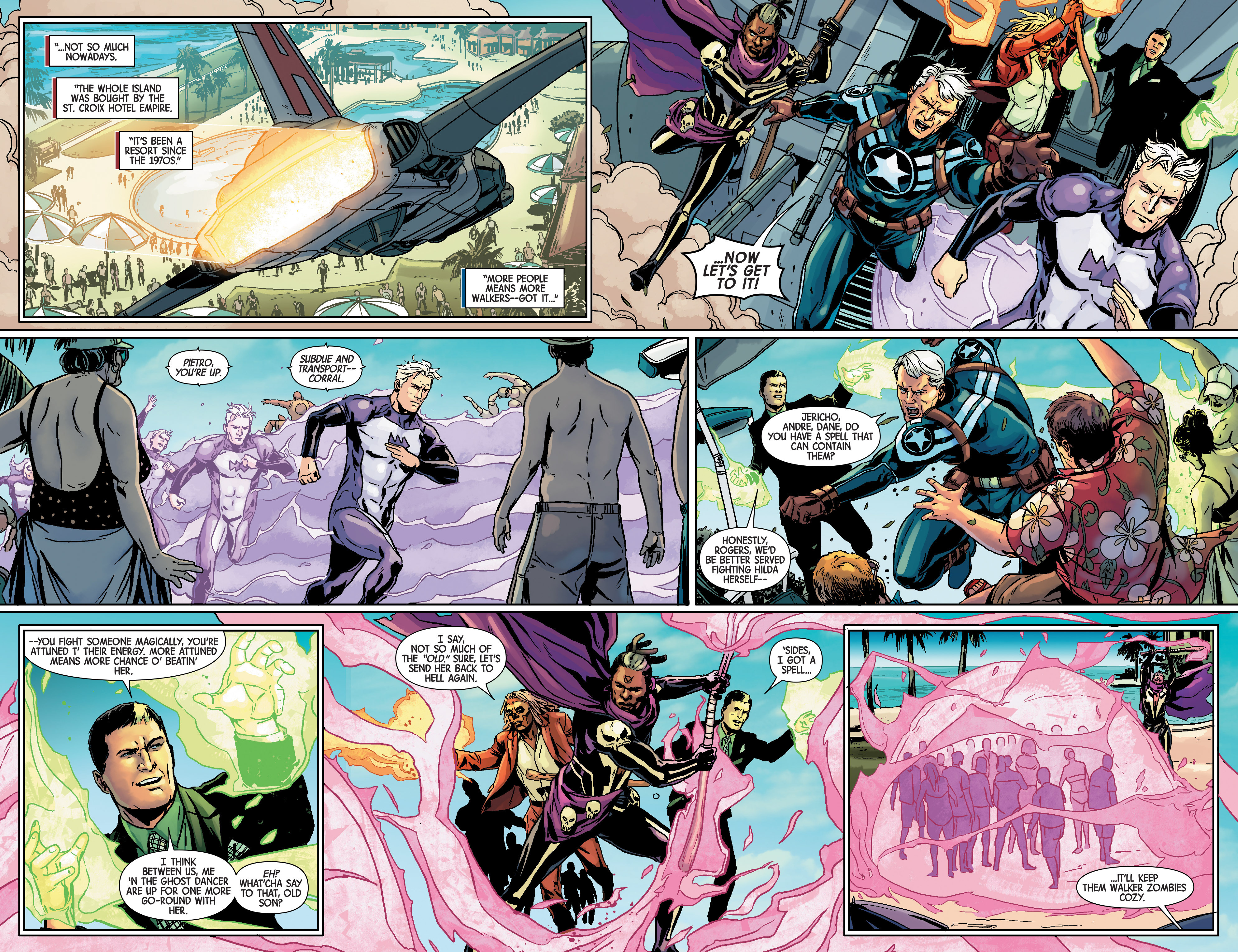 Read online Uncanny Avengers [II] comic -  Issue # _Annual 1 - 14