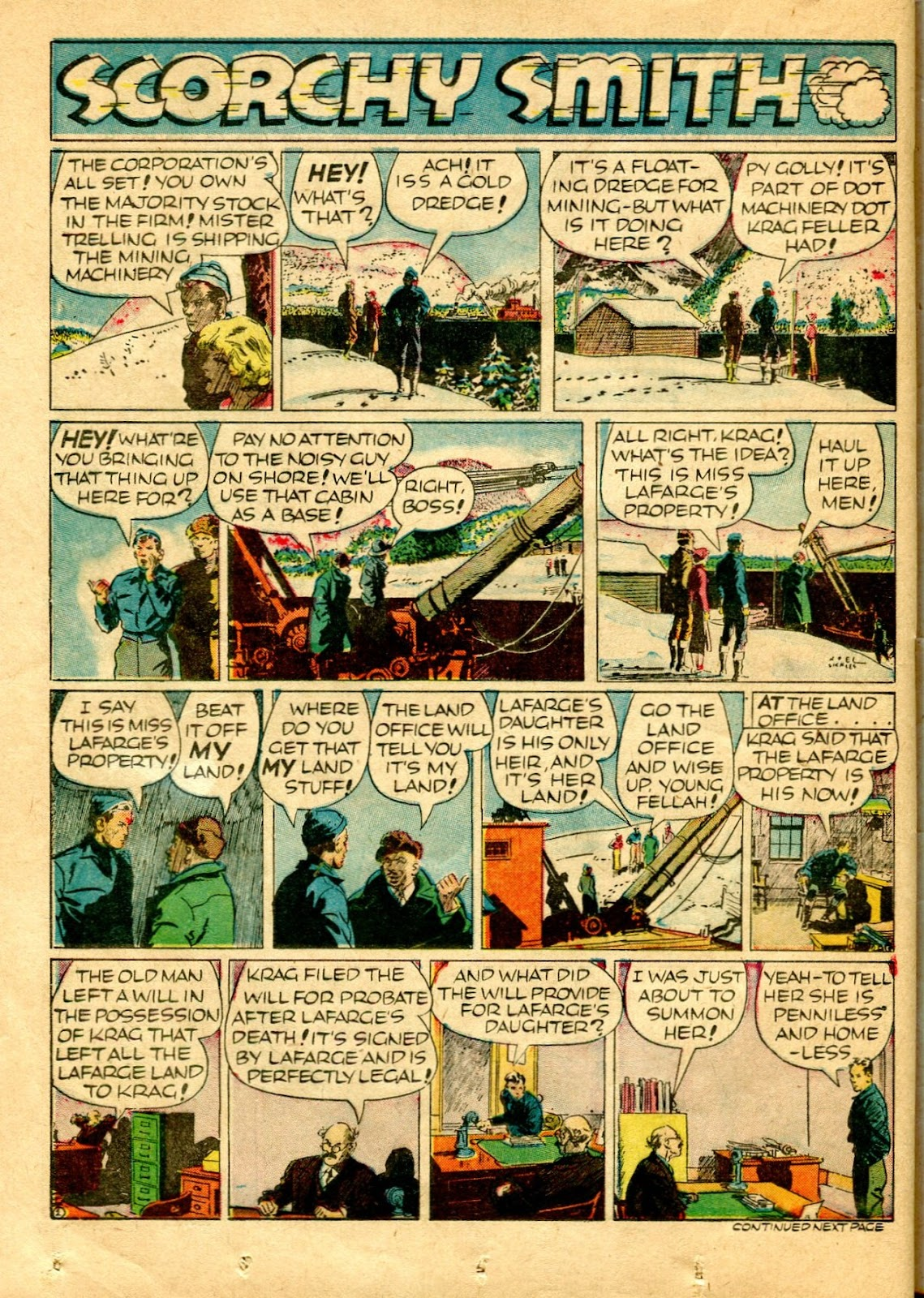 Read online Famous Funnies comic -  Issue #64 - 45