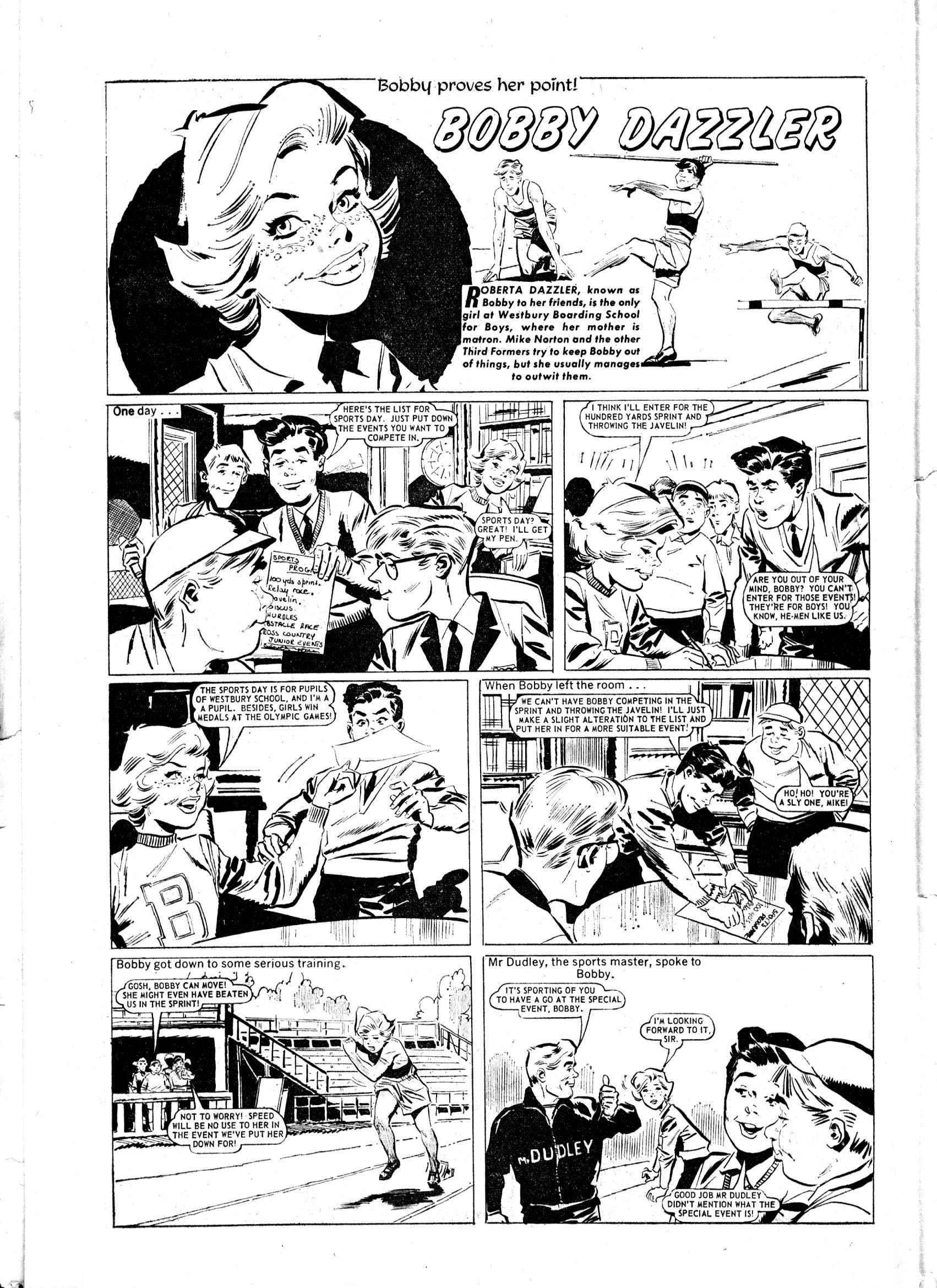 Read online Judy comic -  Issue #374 - 4