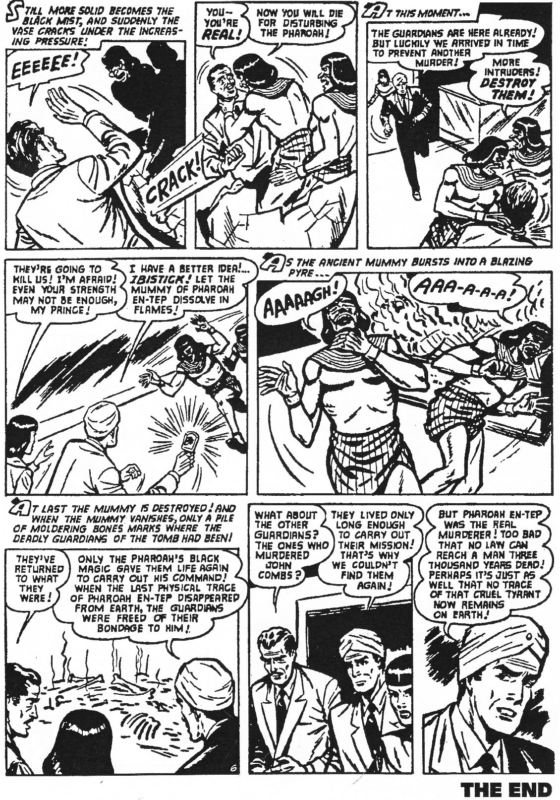 Read online Men of Mystery Comics comic -  Issue #57 - 16
