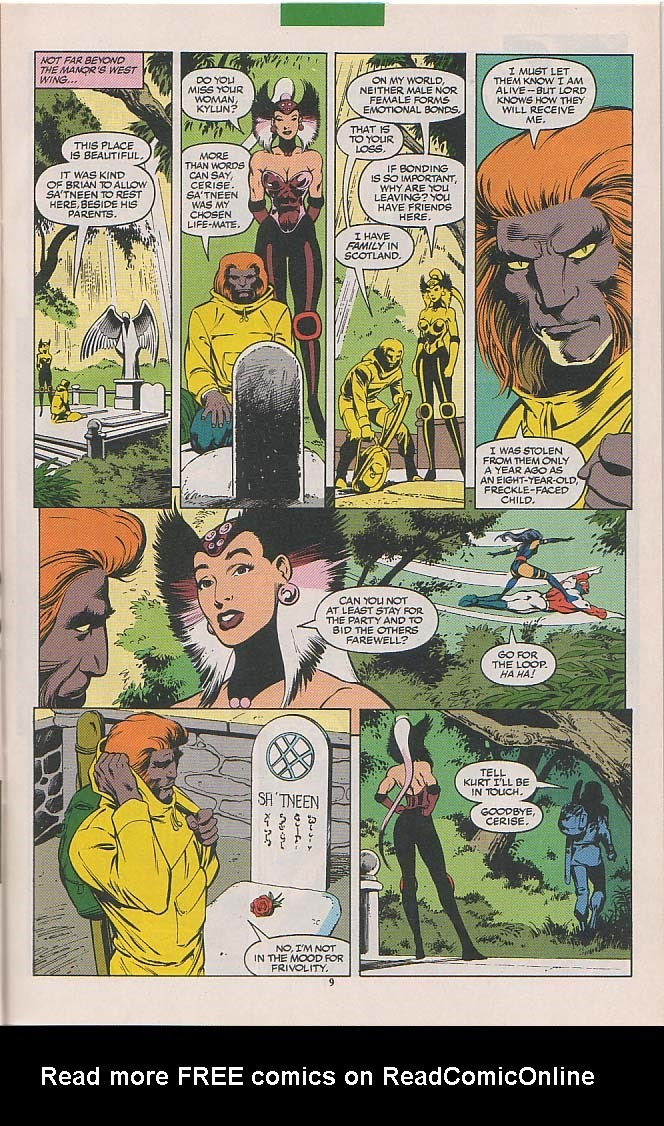 Excalibur (1988) issue 55 - Page 8