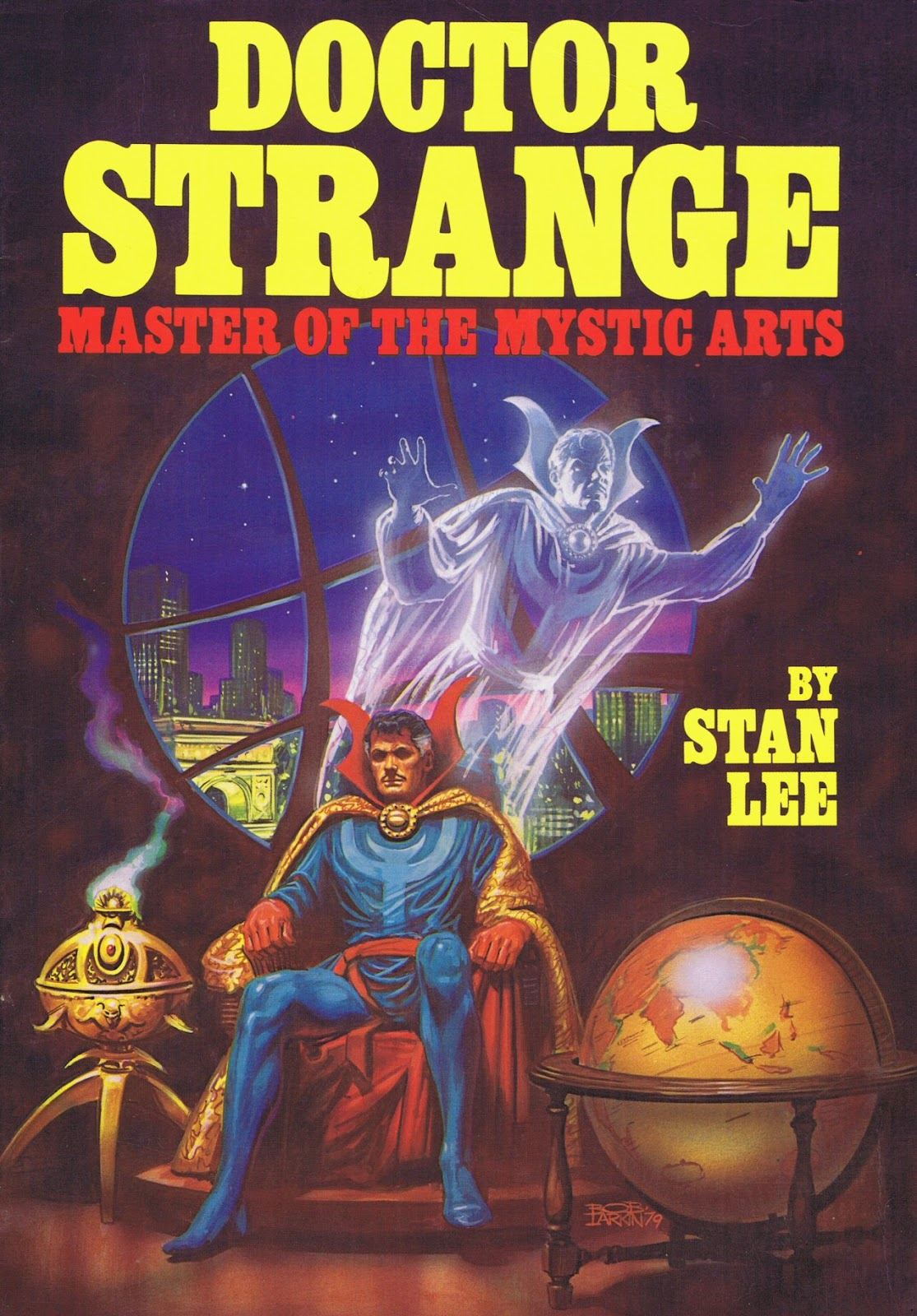 Doctor Strange: Master of the Mystic Arts issue TPB - Page 1