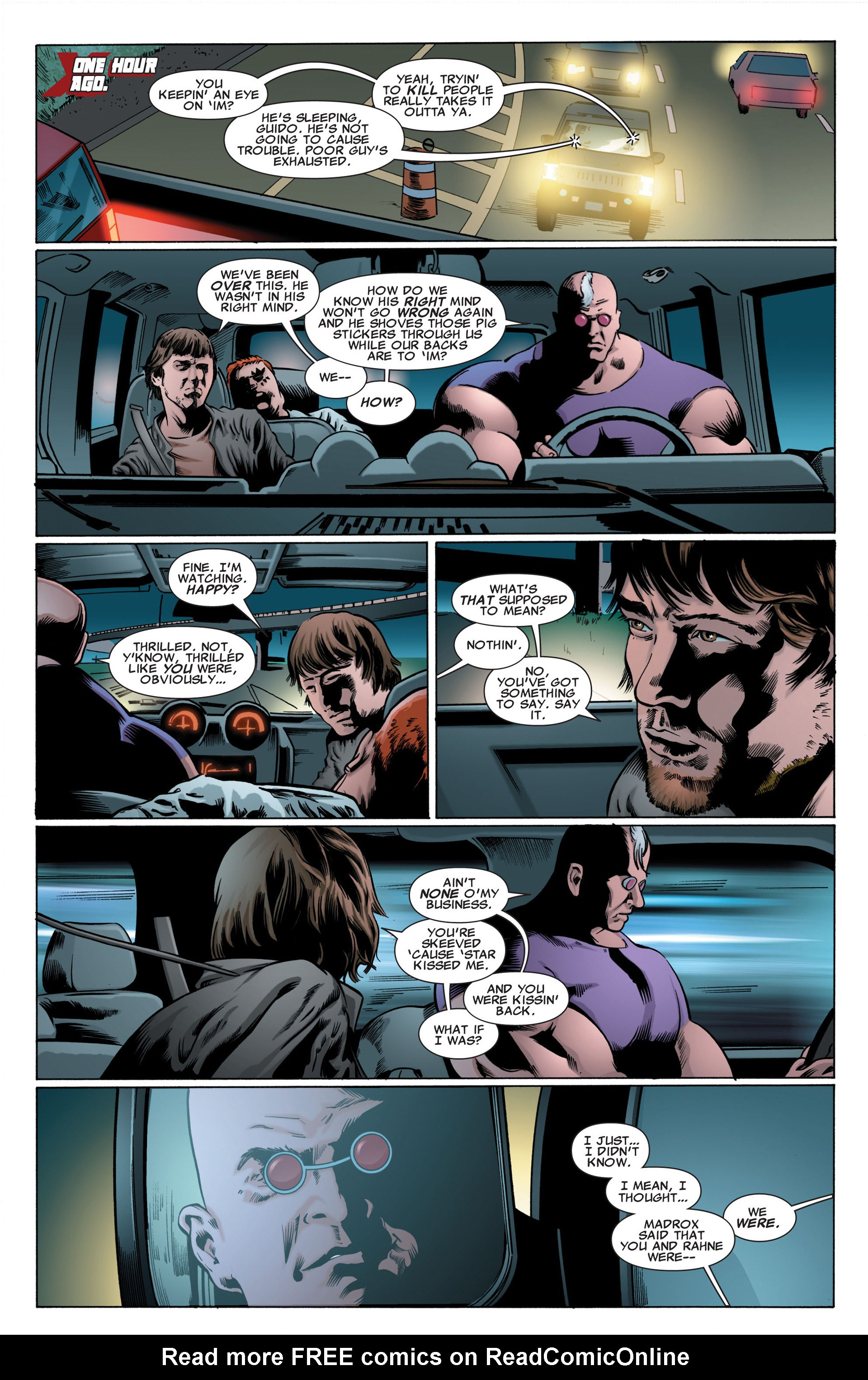 Read online X-Factor (2006) comic -  Issue #49 - 3