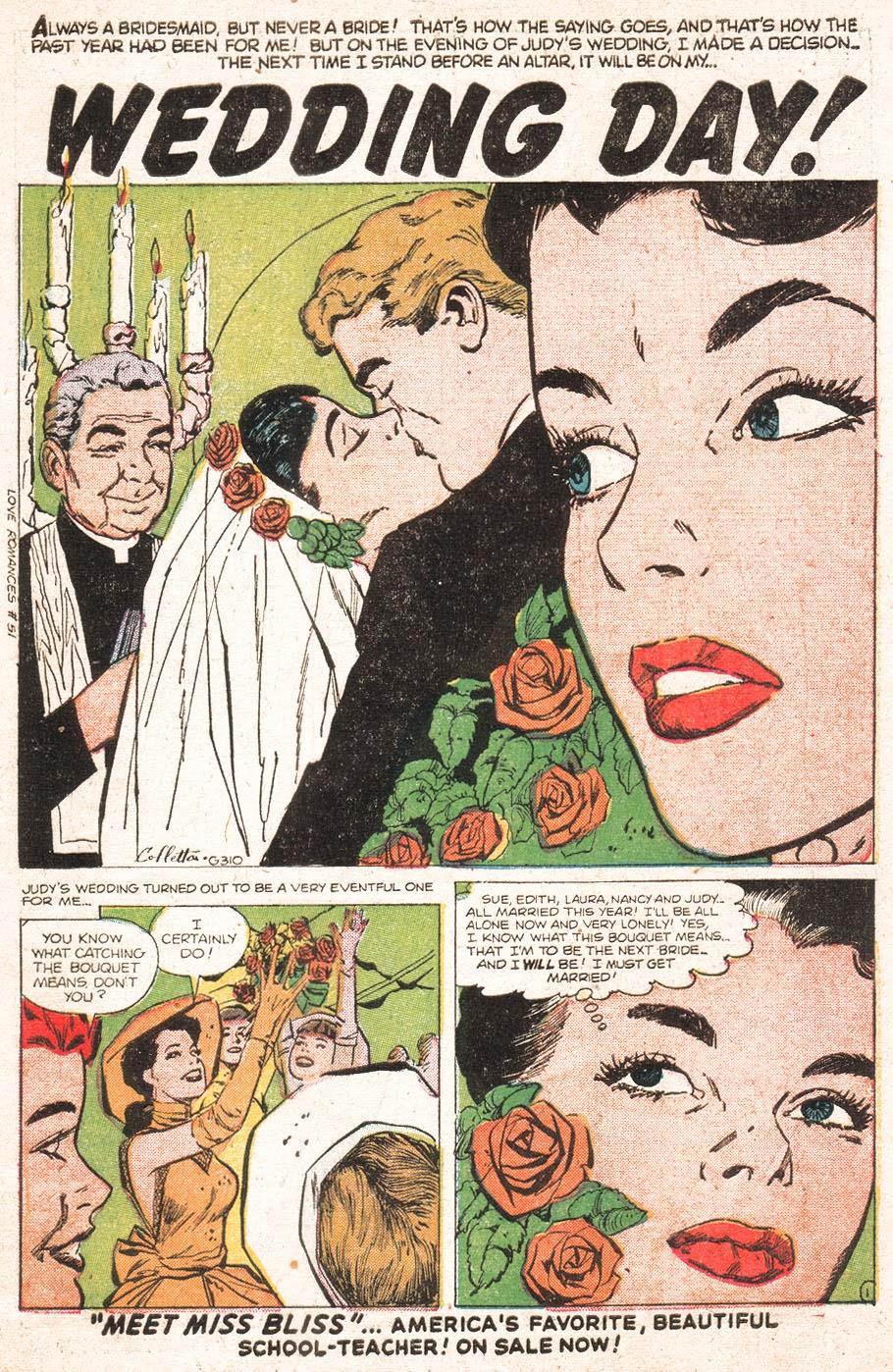Love Romances (1949) issue 51 - Page 3