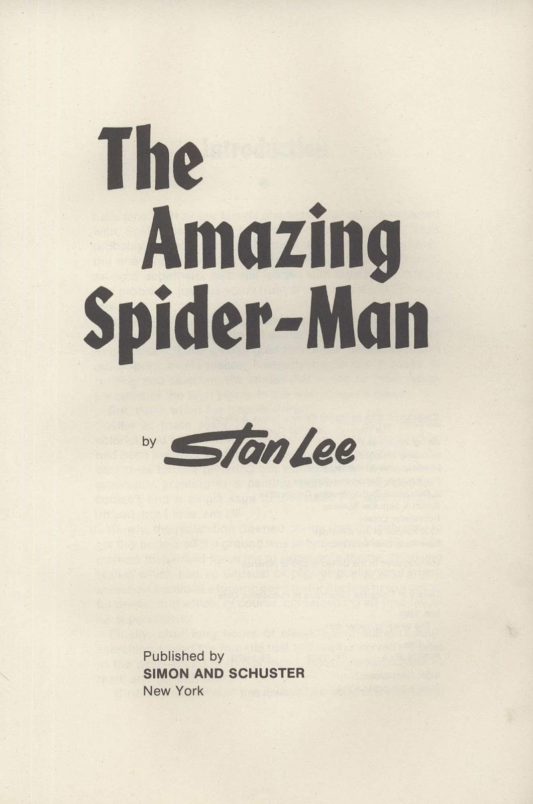 The Amazing Spider-Man (1979) issue TPB - Page 5
