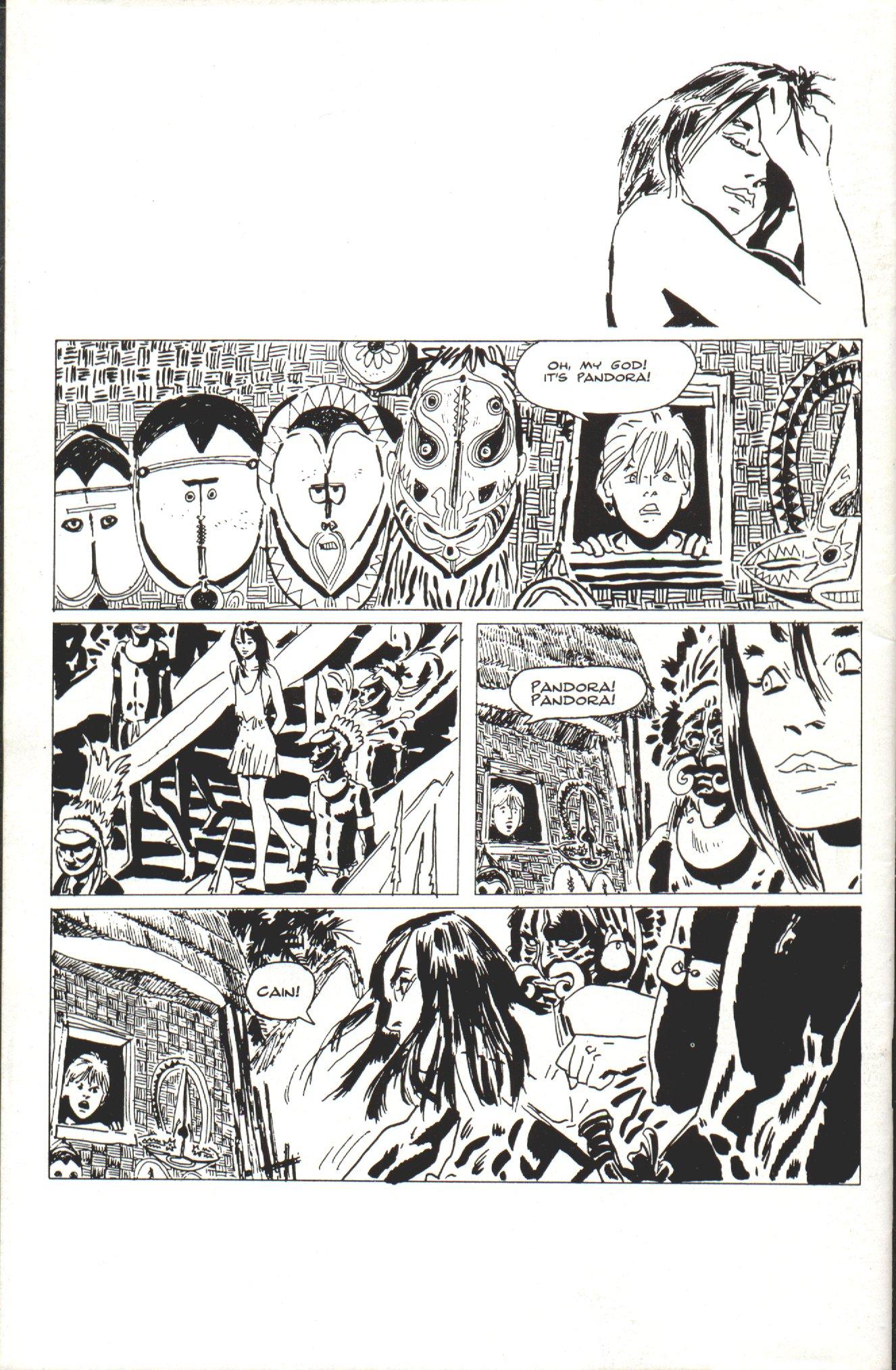 Read online Corto Maltese: Ballad of the Salt Sea comic -  Issue #2 - 28