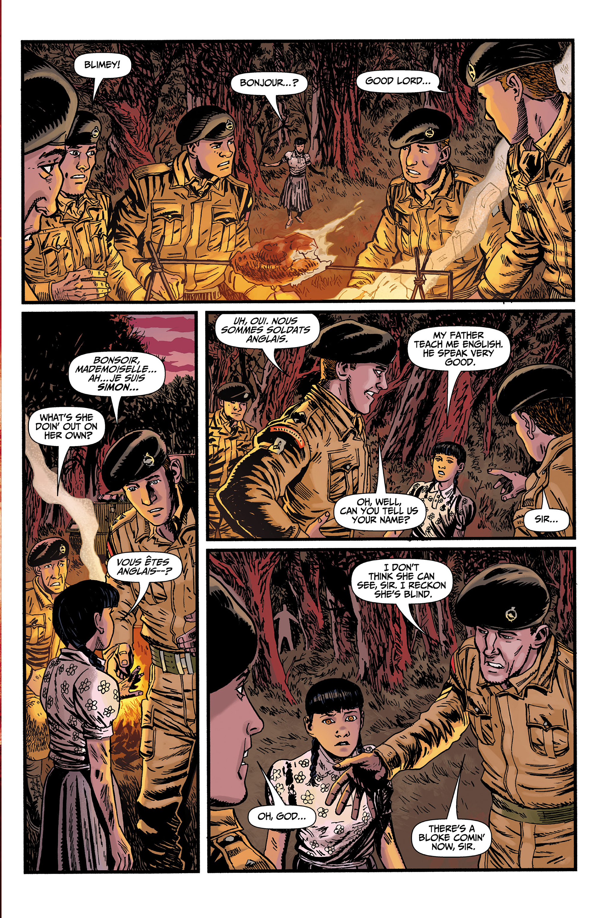 Read online World of Tanks comic -  Issue #3 - 14