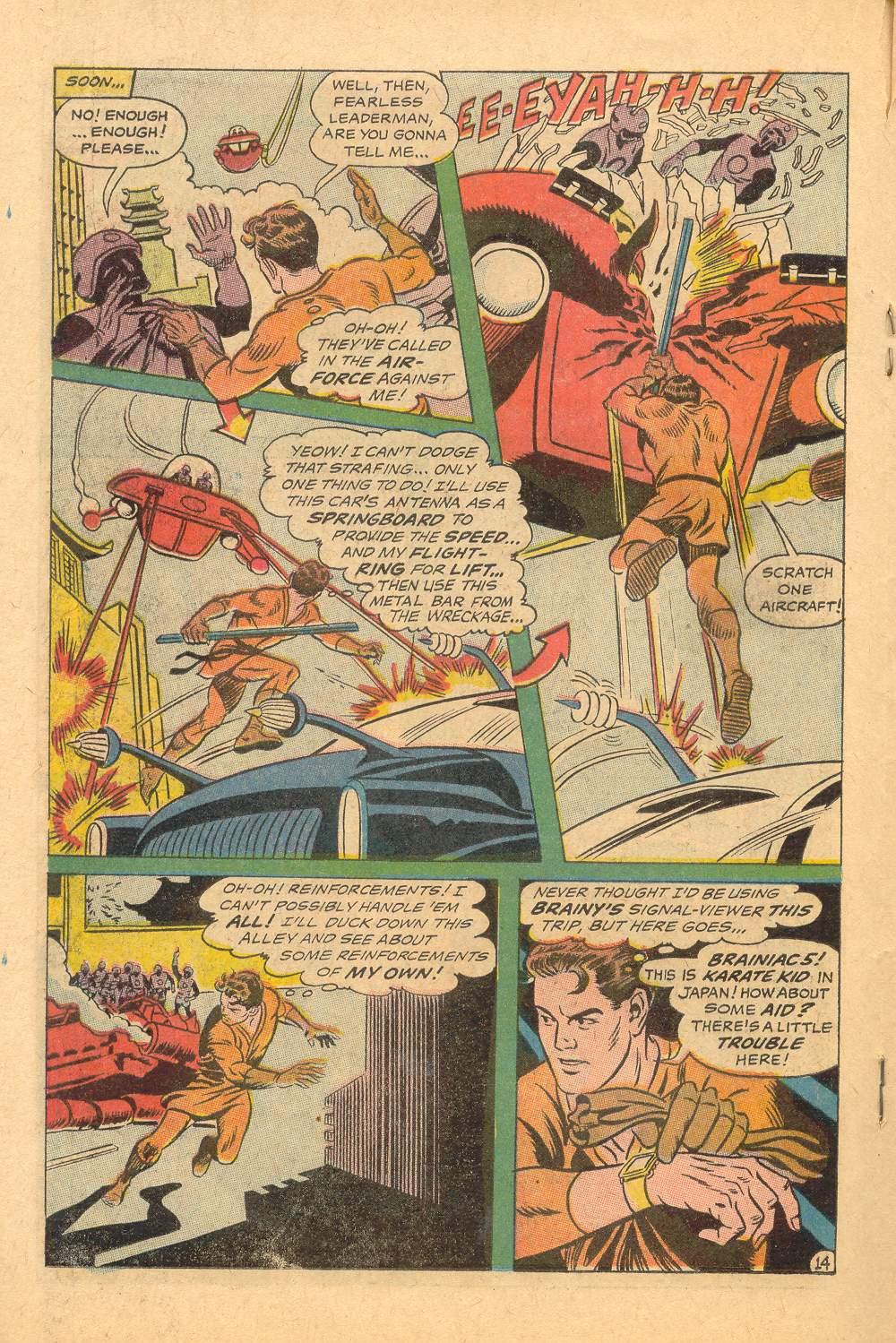 Read online Adventure Comics (1938) comic -  Issue #367 - 19