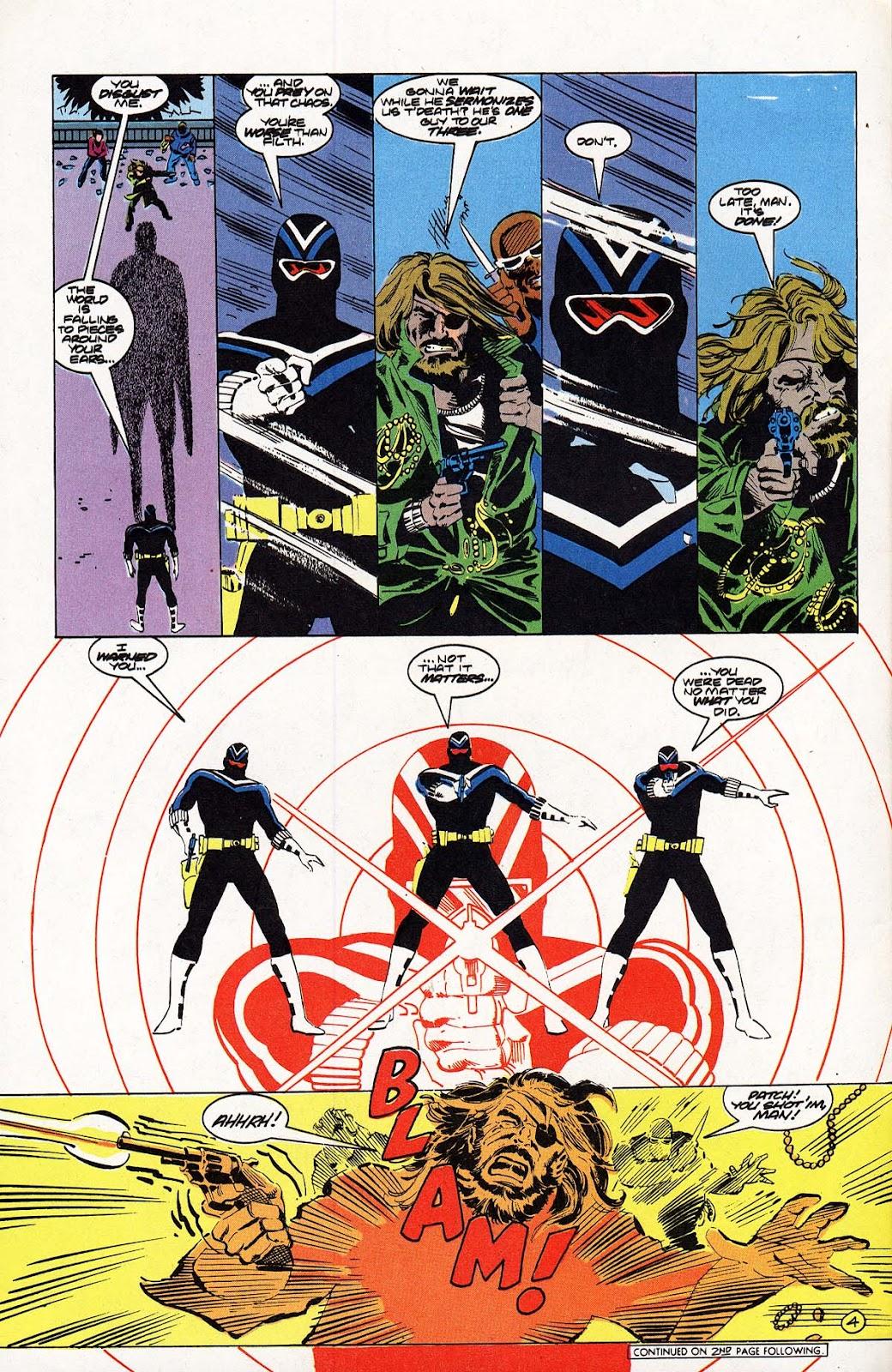 Vigilante (1983) issue 22 - Page 5