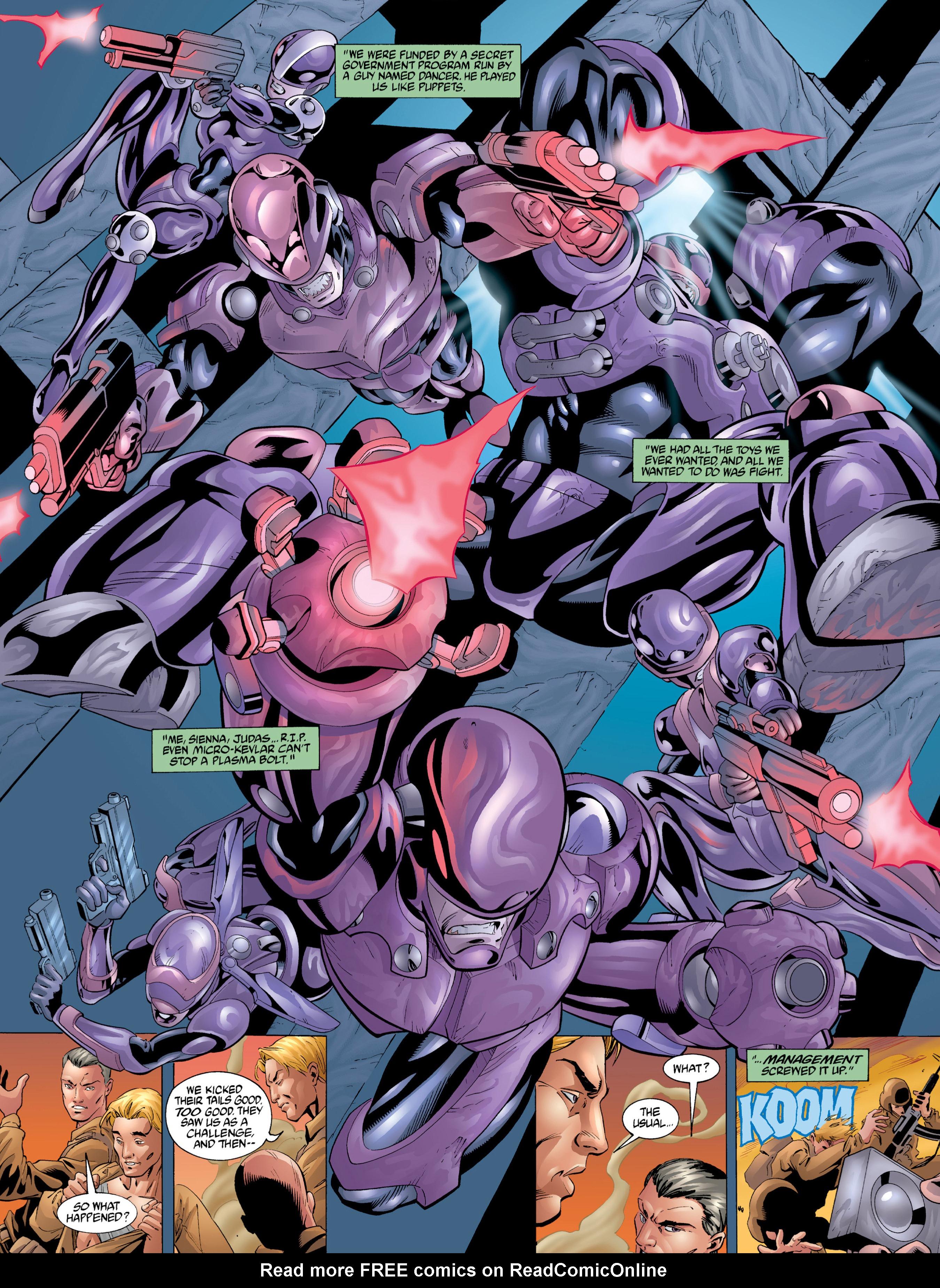 Read online Aliens vs. Predator Omnibus comic -  Issue # _TPB 2 Part 4 - 90