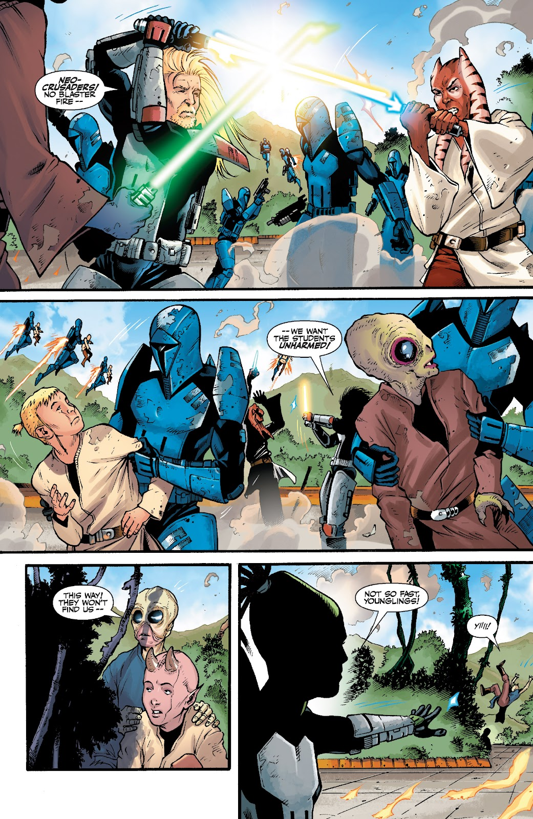 Read online Star Wars Legends: The Old Republic - Epic Collection comic -  Issue # TPB 3 (Part 4) - 97