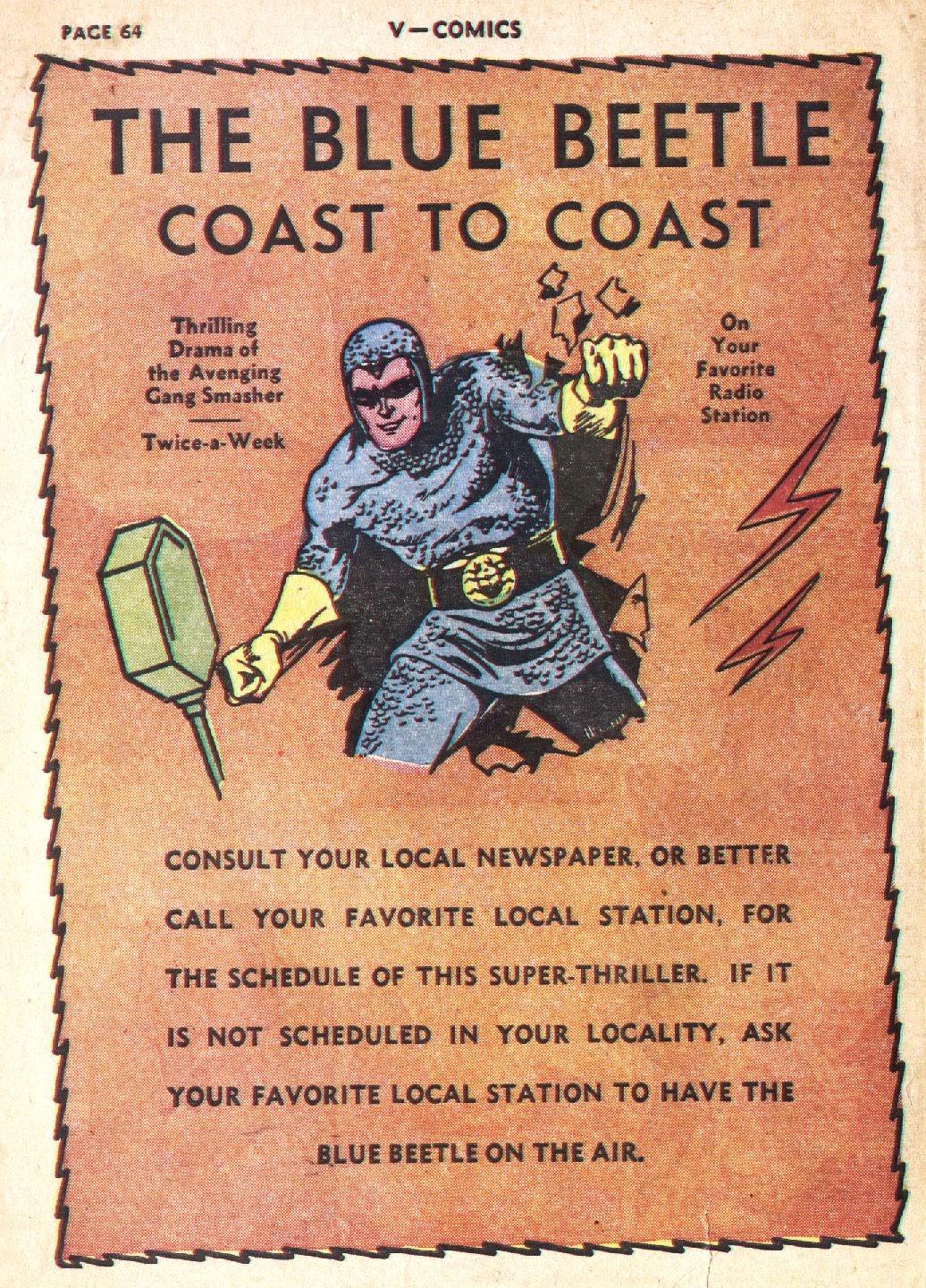 Read online V...- Comics comic -  Issue #1 - 65