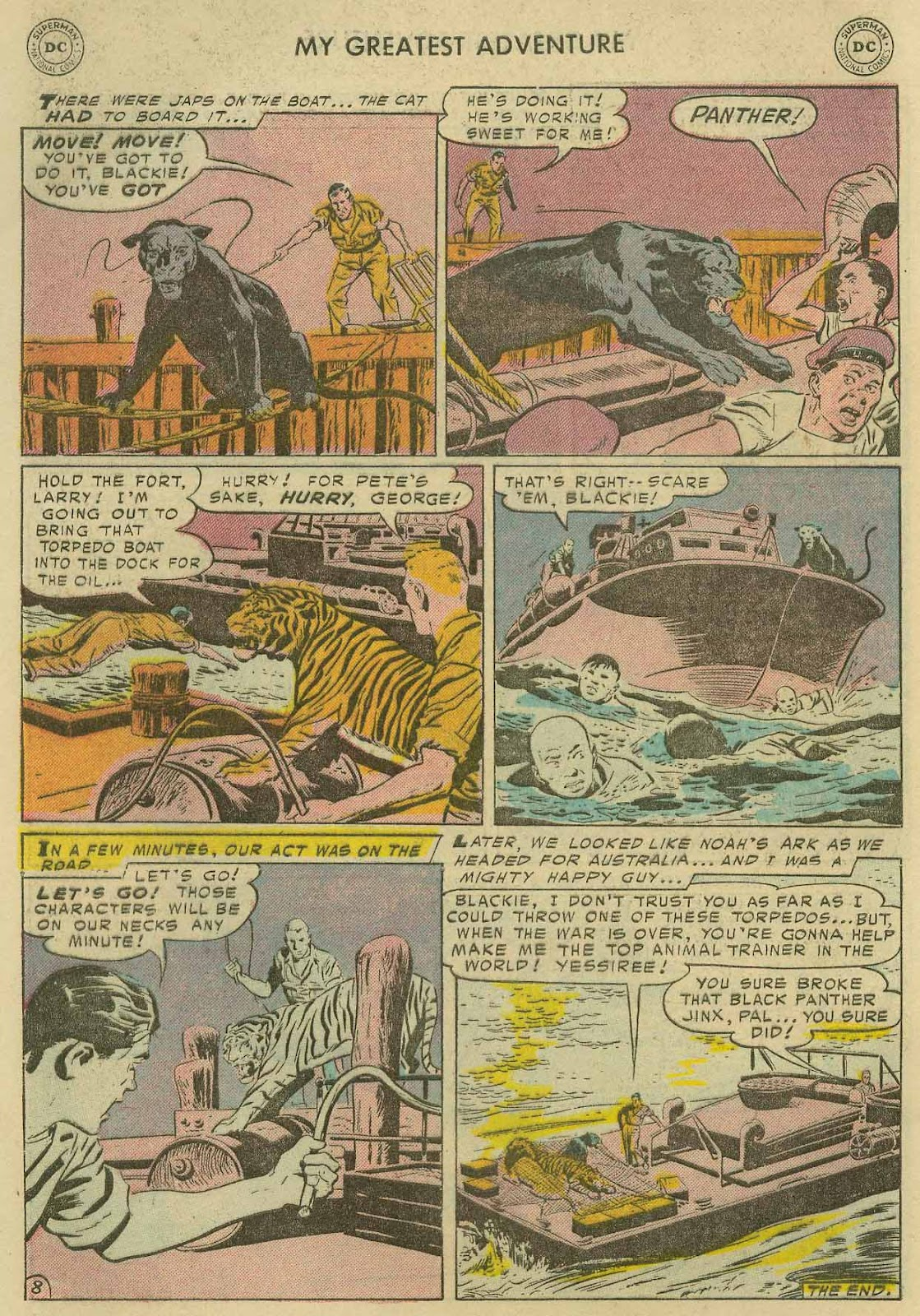 My Greatest Adventure (1955) issue 5 - Page 32