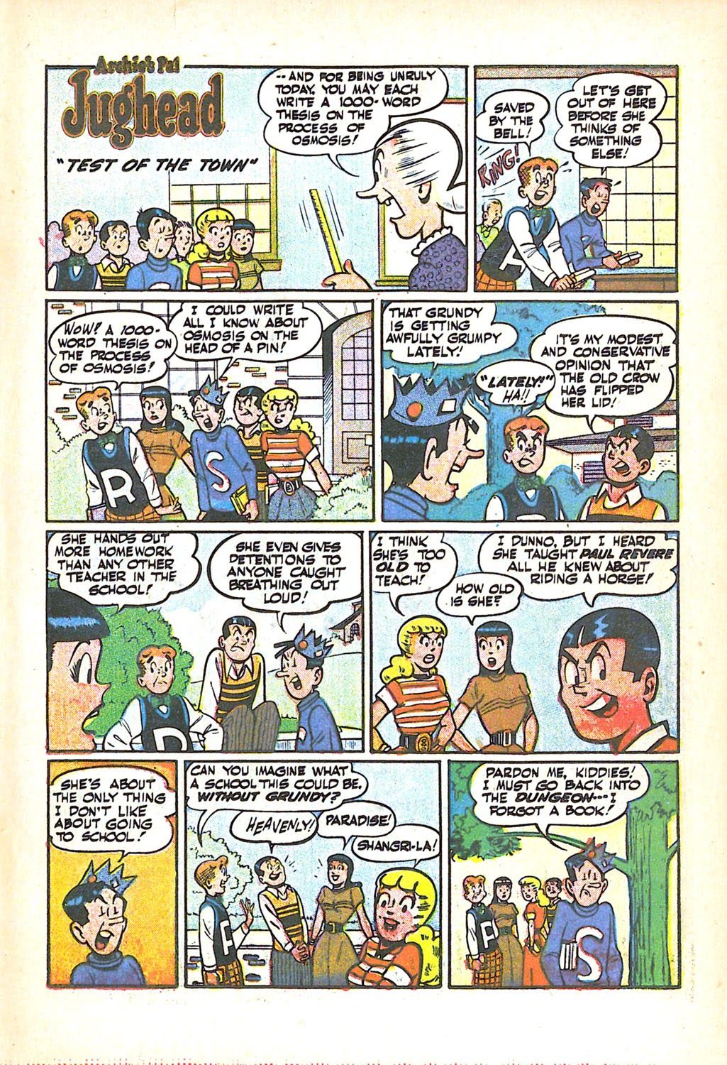 Archie Comics issue 072 - Page 14