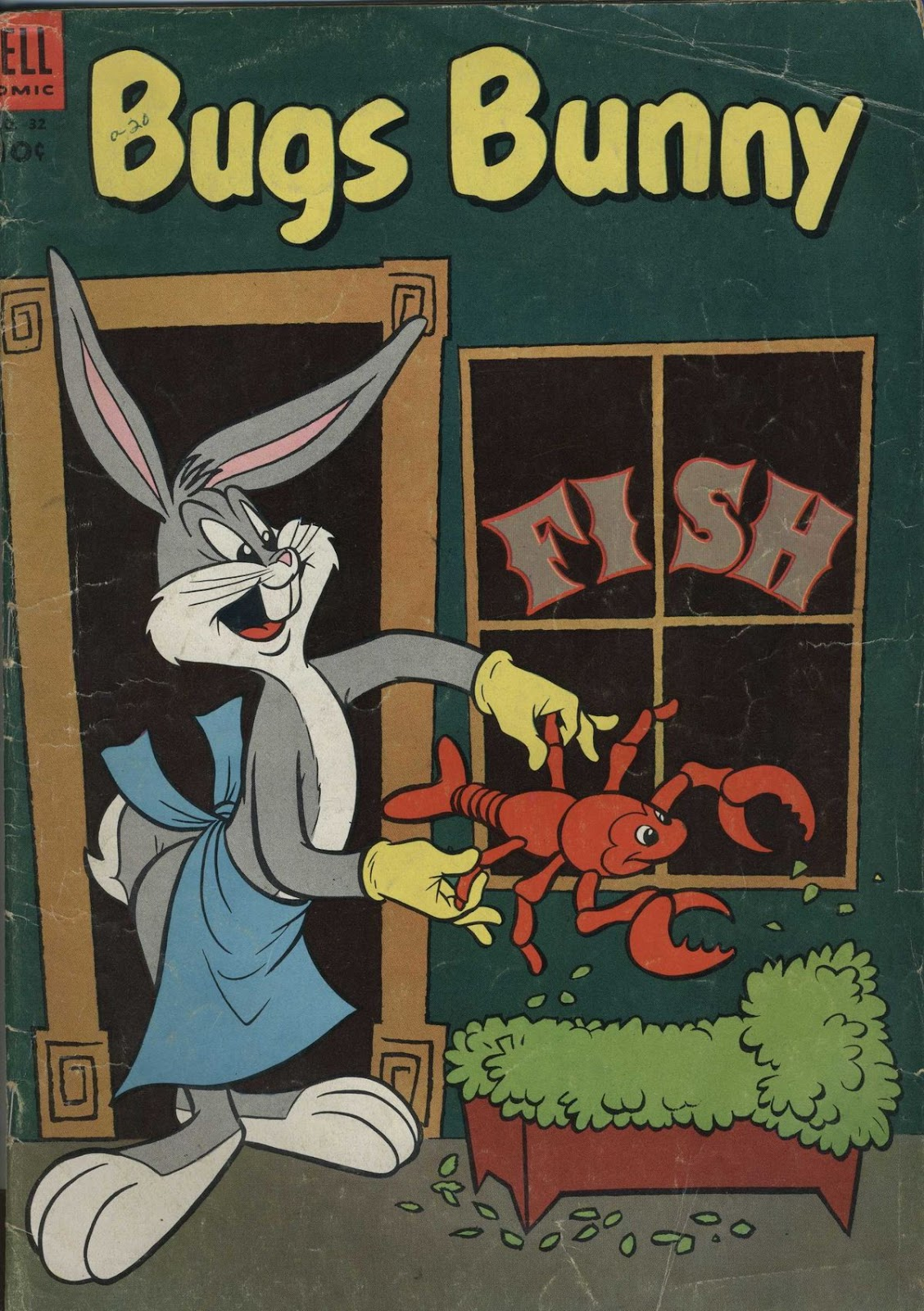 Bugs Bunny (1952) issue 32 - Page 1