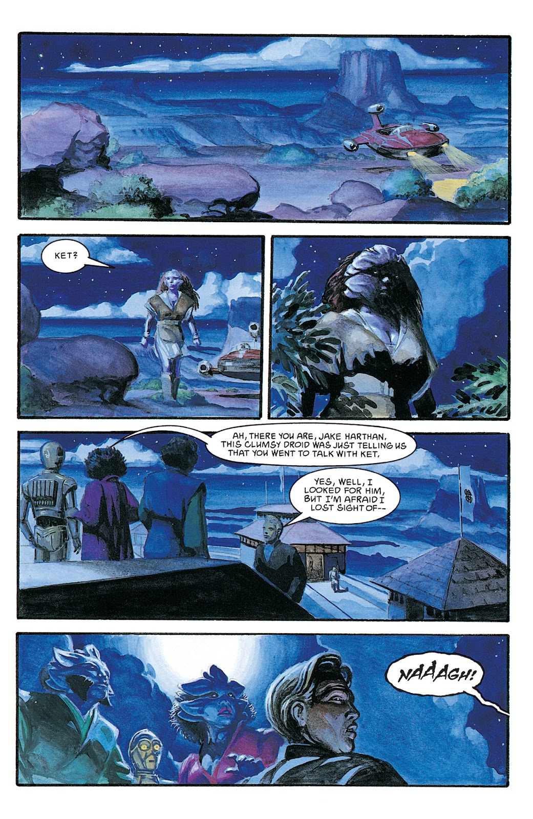 Read online Star Wars Legends Epic Collection: The Empire comic -  Issue # TPB 5 (Part 5) - 12