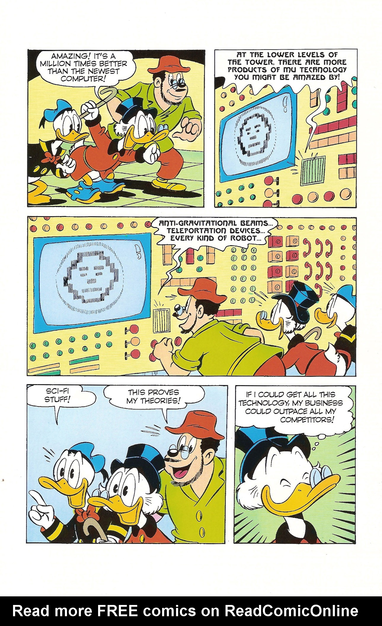 Read online Uncle Scrooge (1953) comic -  Issue #391 - 16