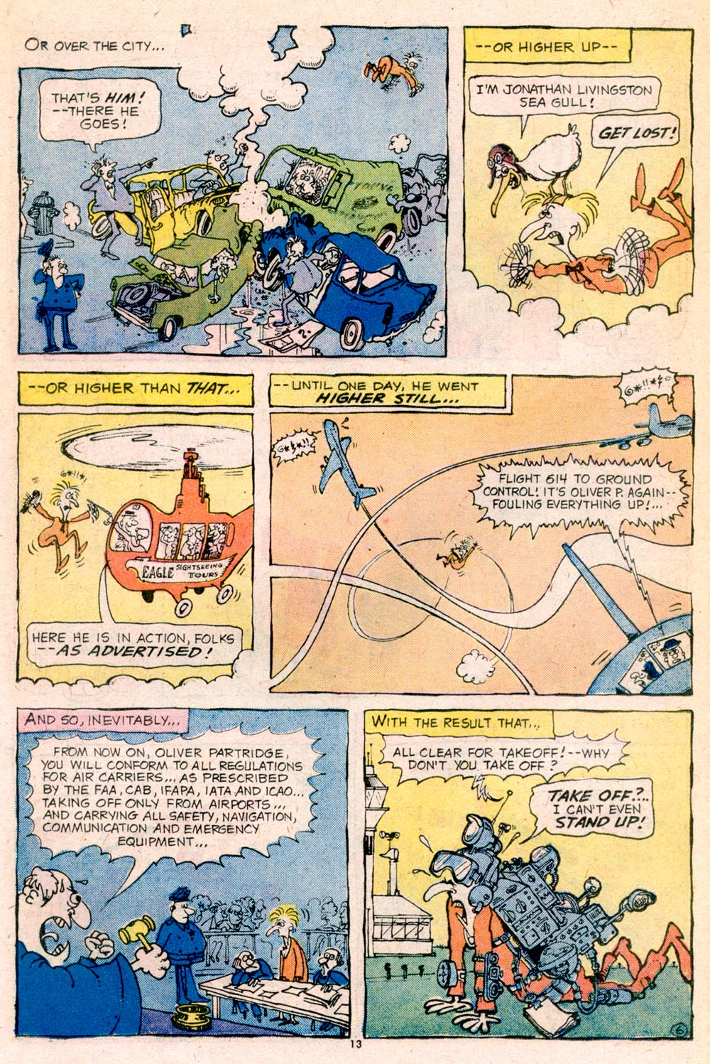 Read online Plop! comic -  Issue #5 - 14