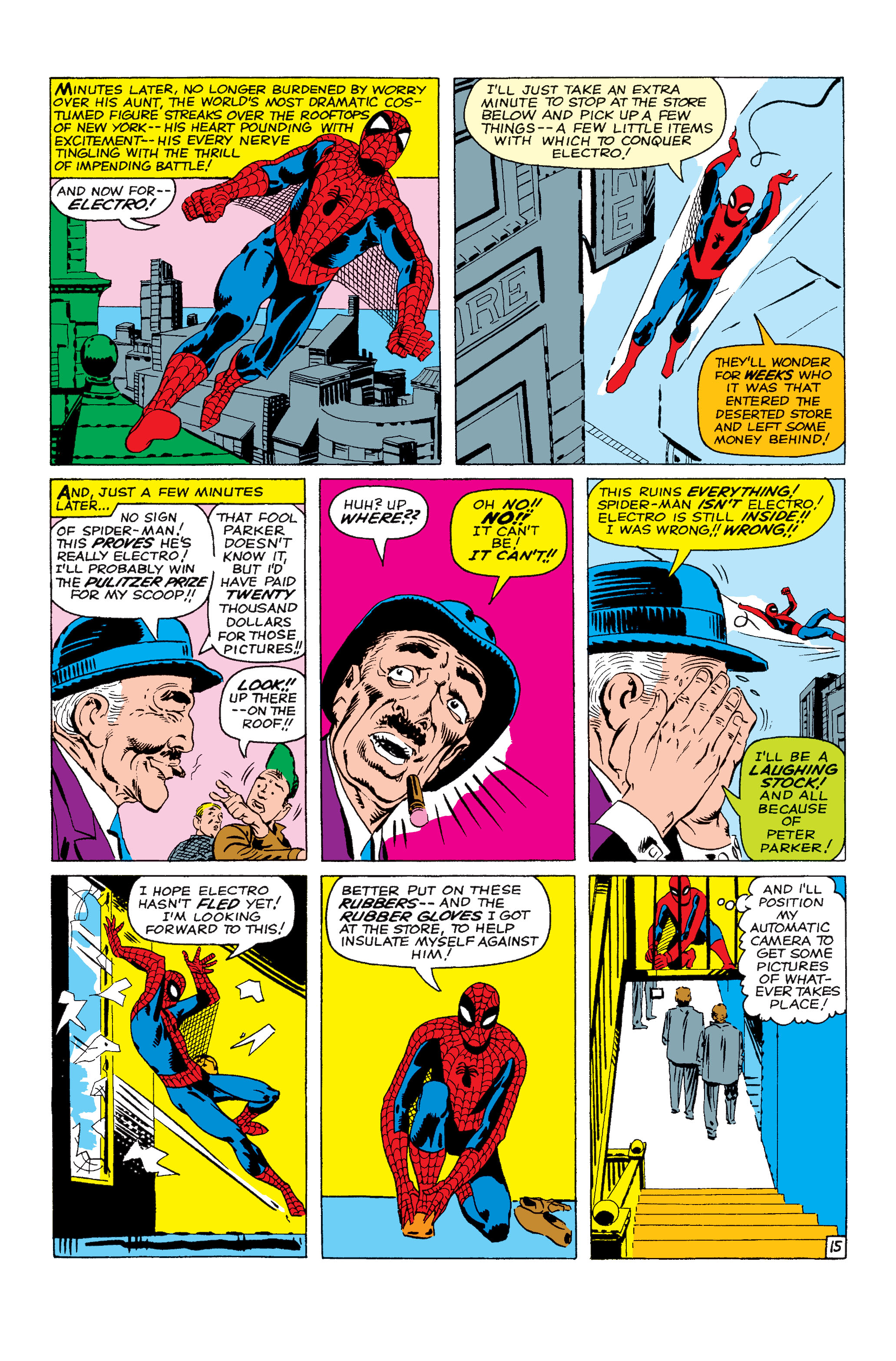The Amazing Spider-Man (1963) 9 Page 15