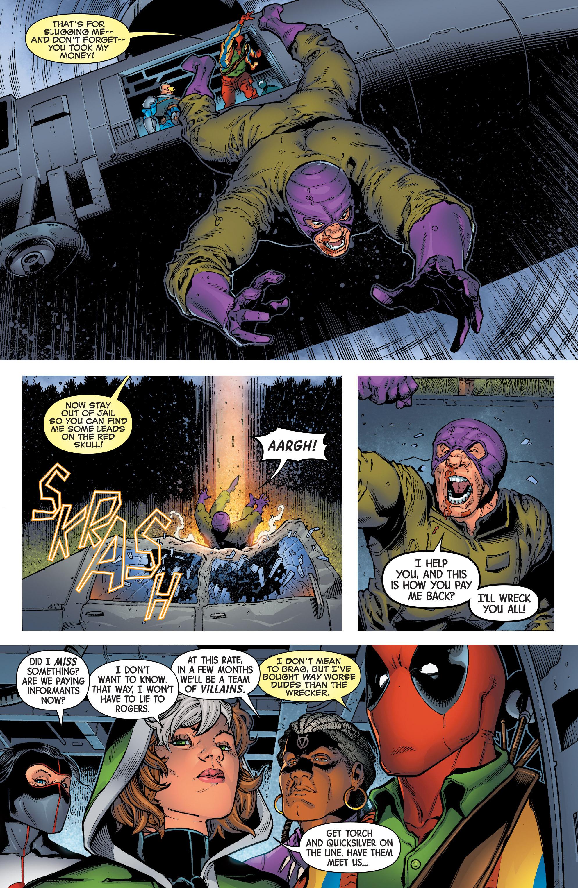 Read online Uncanny Avengers [II] comic -  Issue #7 - 19