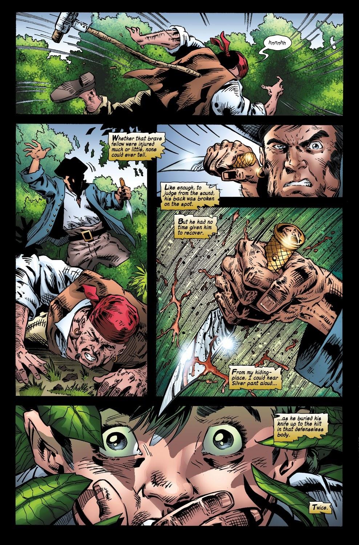 Read online Treasure Island comic -  Issue #3 - 9
